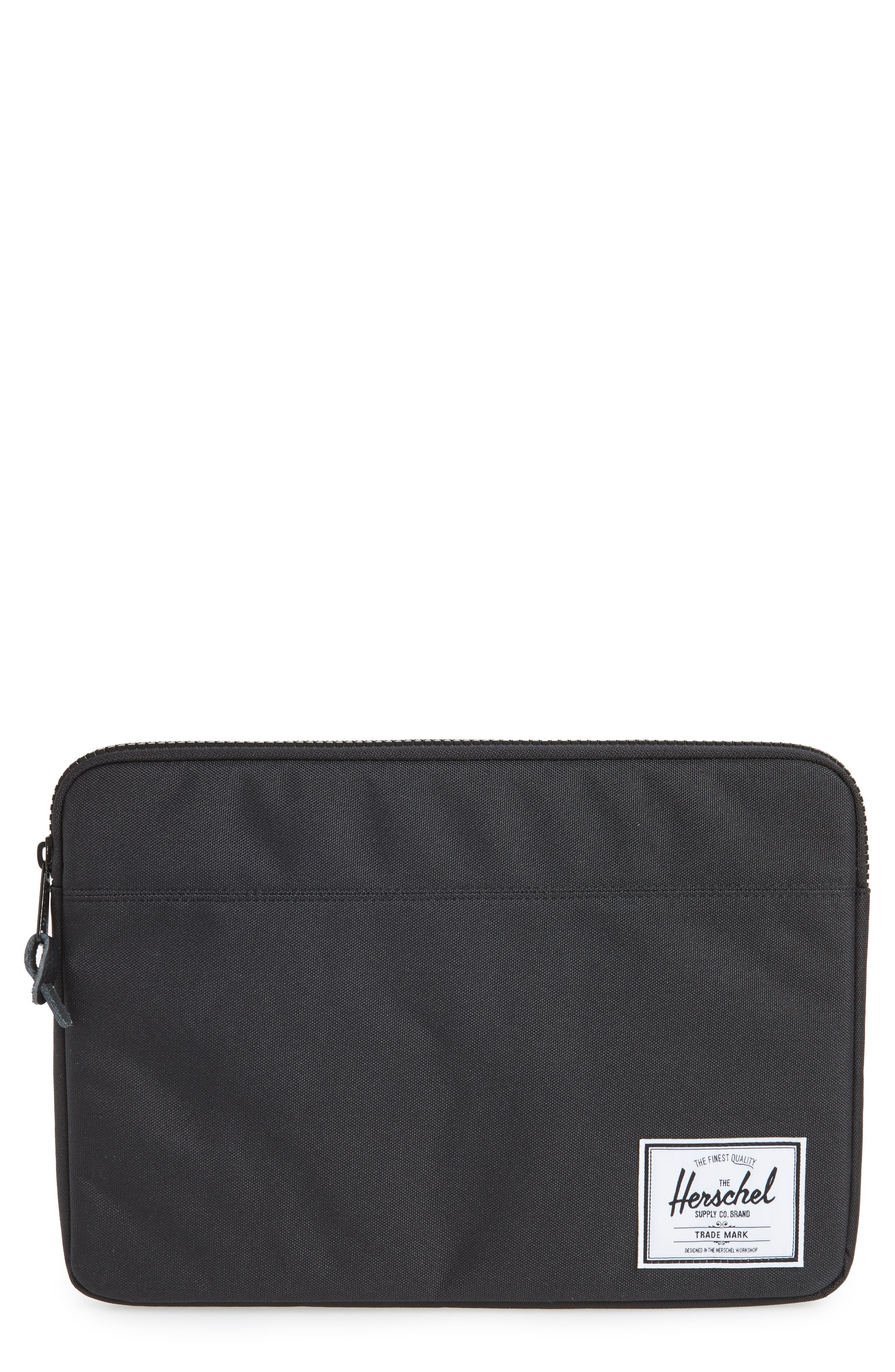 Alternate Image 1 Selected - Herschel Supply Co. Anchor Laptop Sleeve