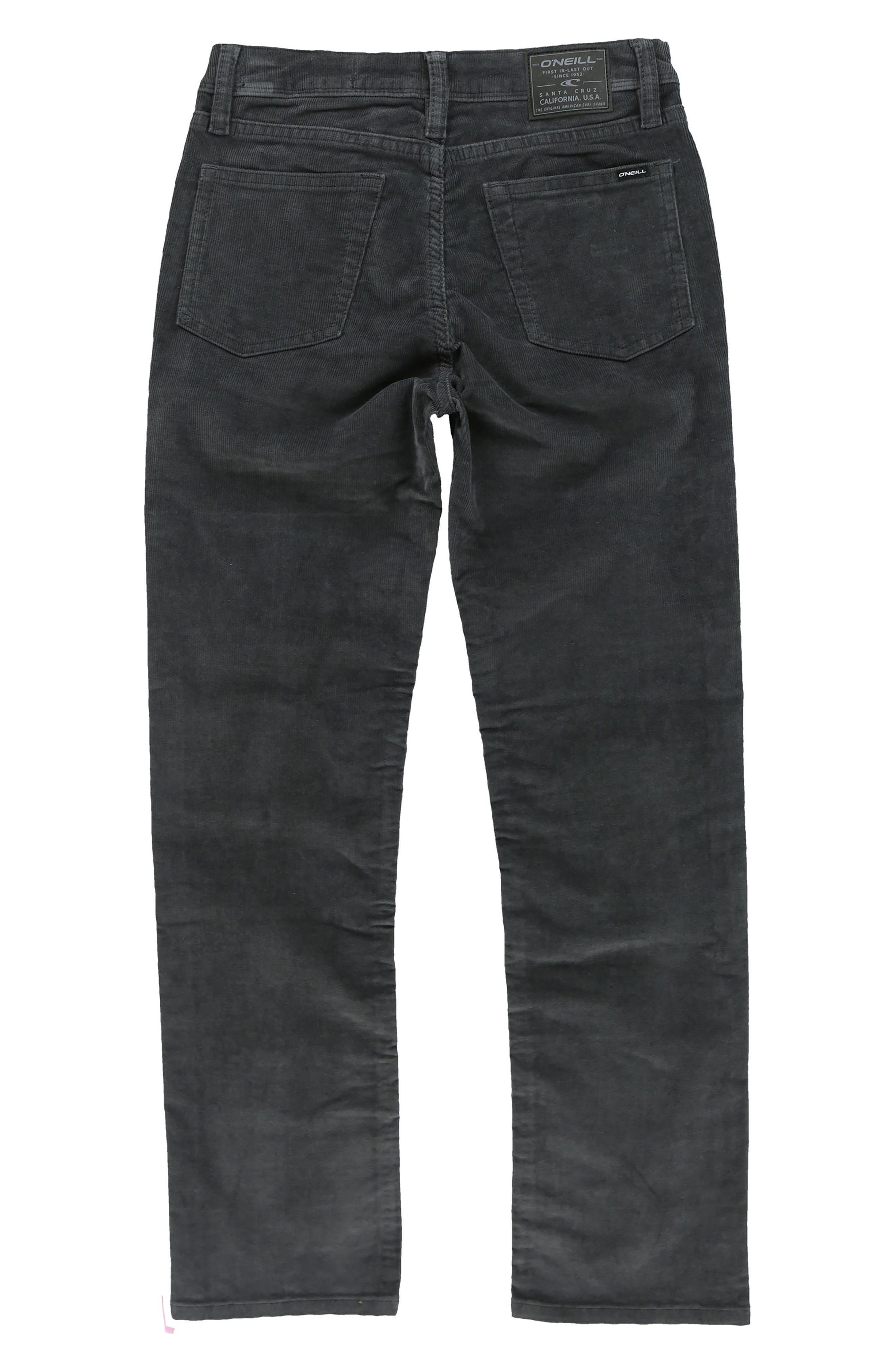 Alternate Image 2  - O'Neill The Straight Corduroy Pants