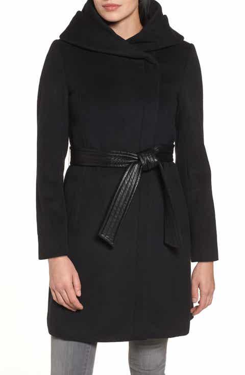 Women's Hooded Wool Coats | Nordstrom | Nordstrom