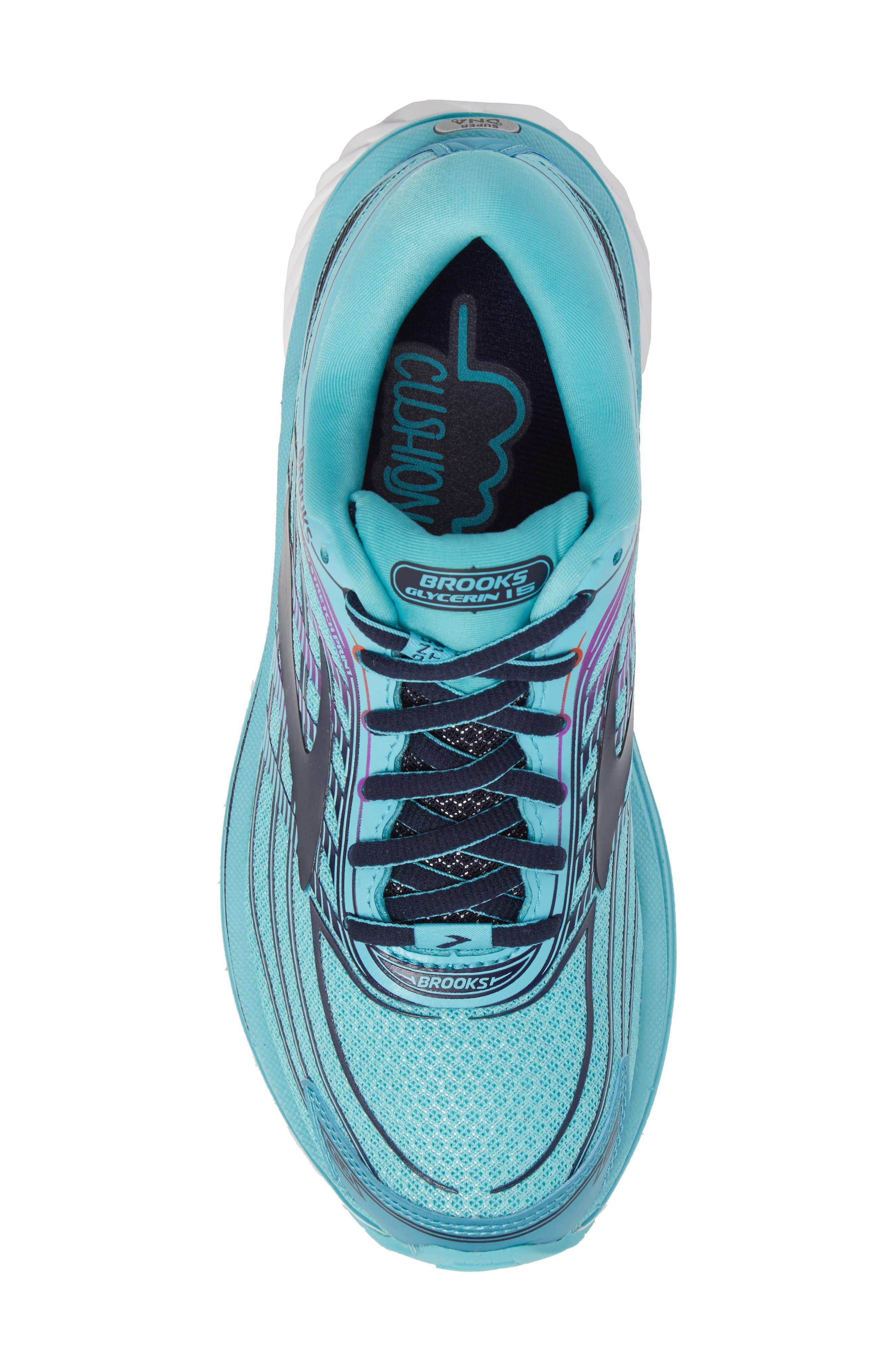Alternate Image 5  - Brooks Glycerin 15 Running Shoe (Women)