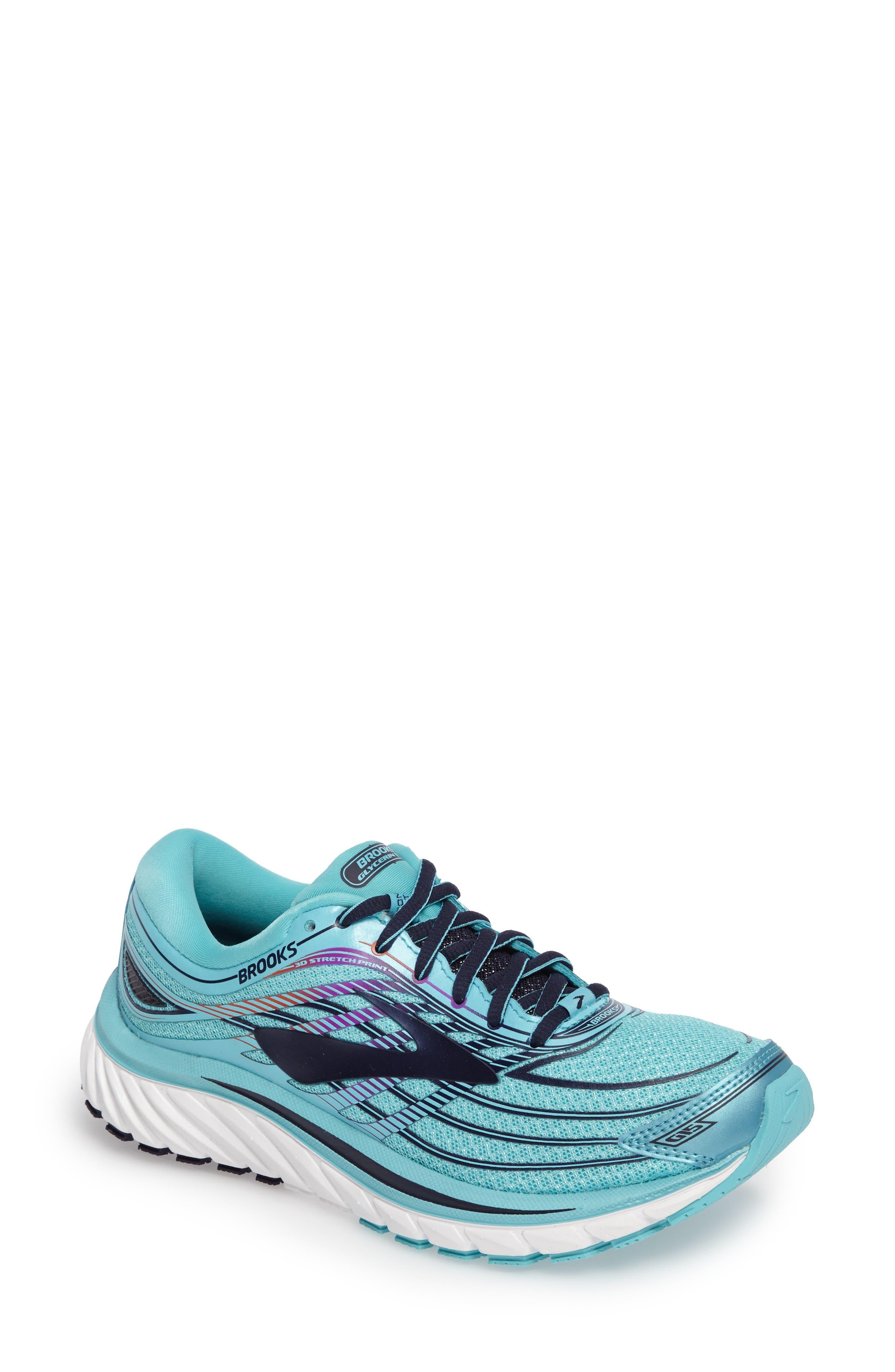 Alternate Image 1 Selected - Brooks Glycerin 15 Running Shoe (Women)