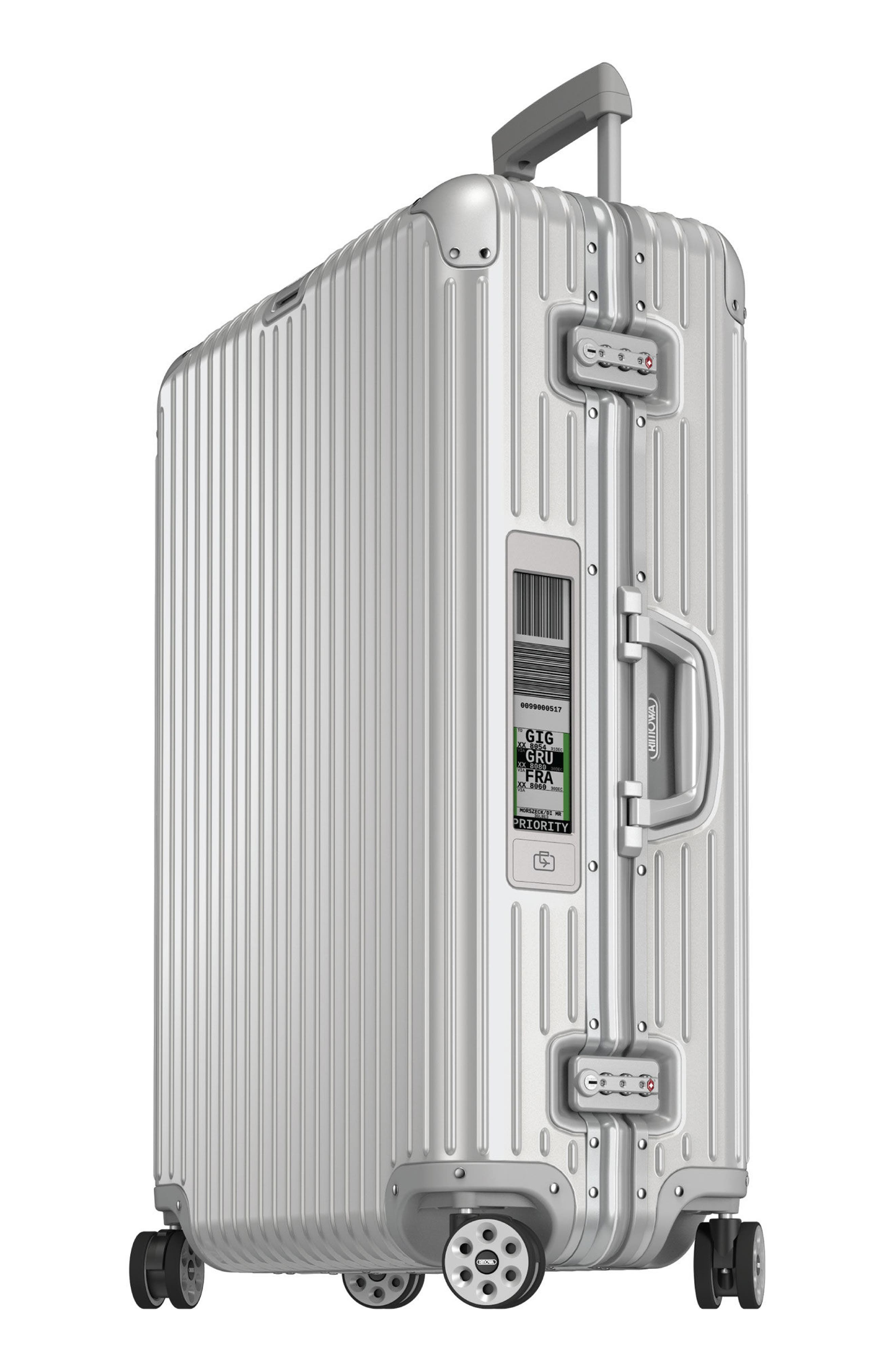 Alternate Image 4  - RIMOWA Topas 29-Inch Sport Multiwheel® Aluminum Packing Case