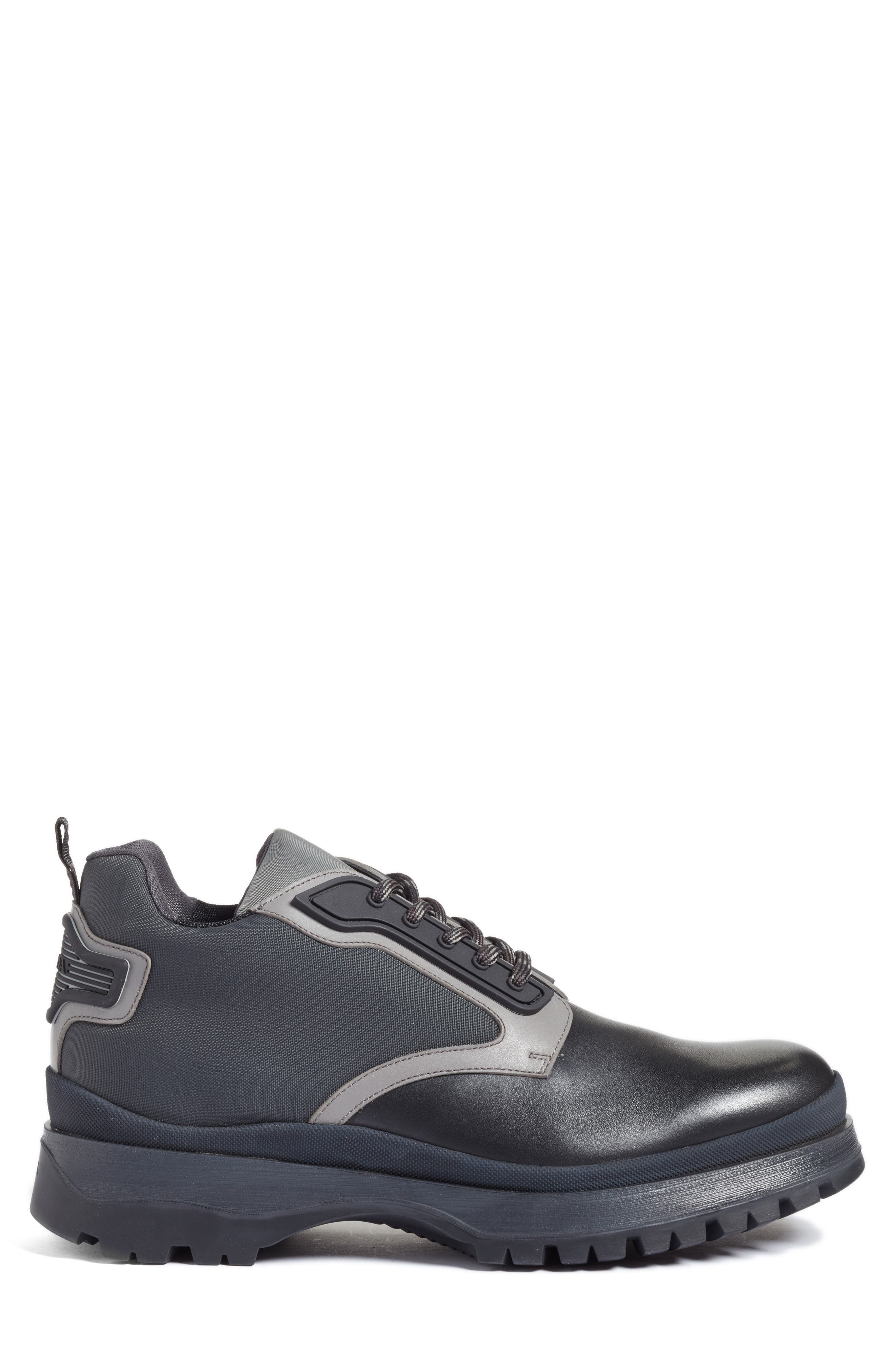 Alternate Image 3  - Prada Linea Rossa Tech Sneaker Boot (Men)