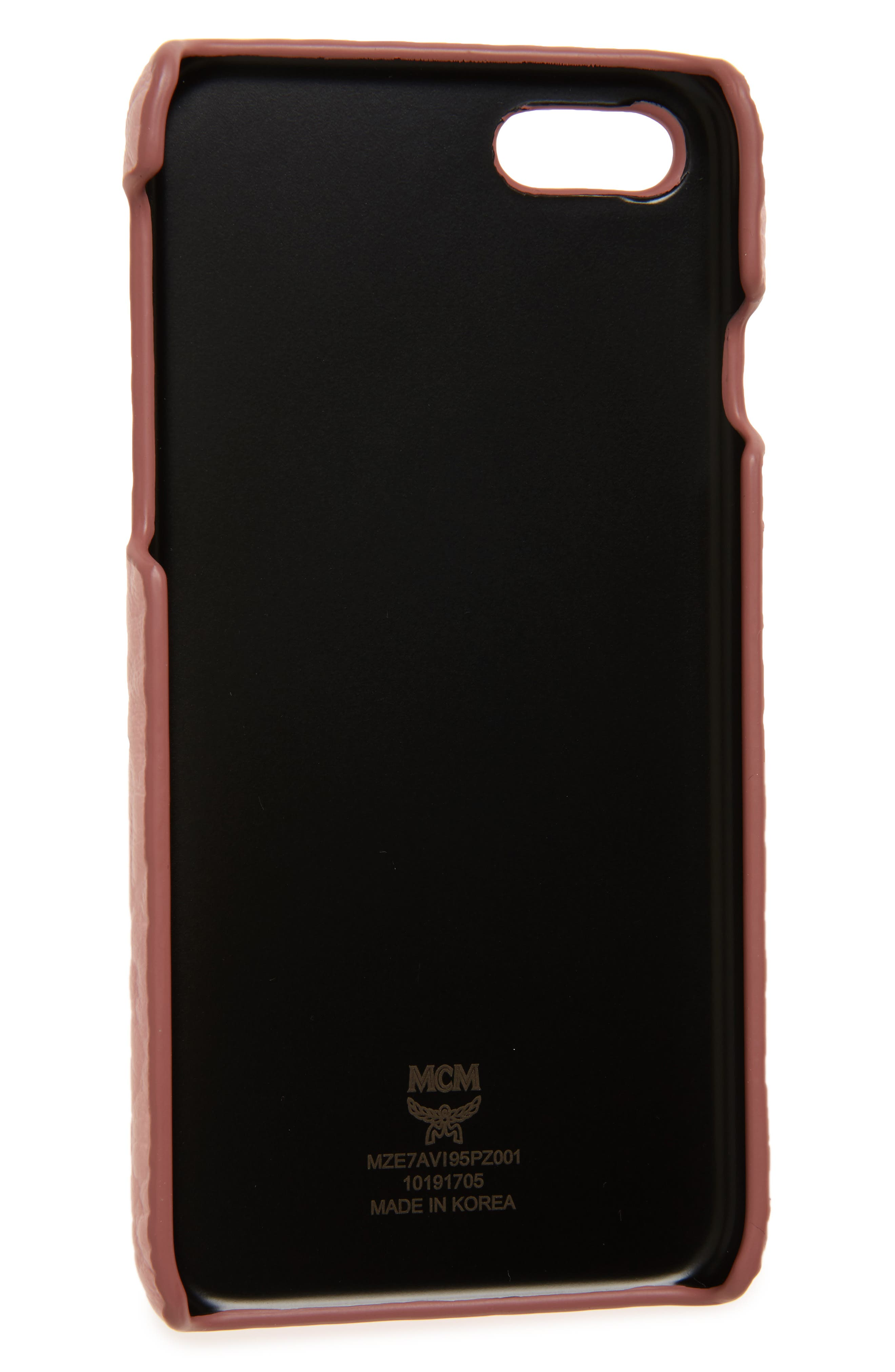 iPhone 6/7 Case,                             Alternate thumbnail 2, color,                             Soft Pink