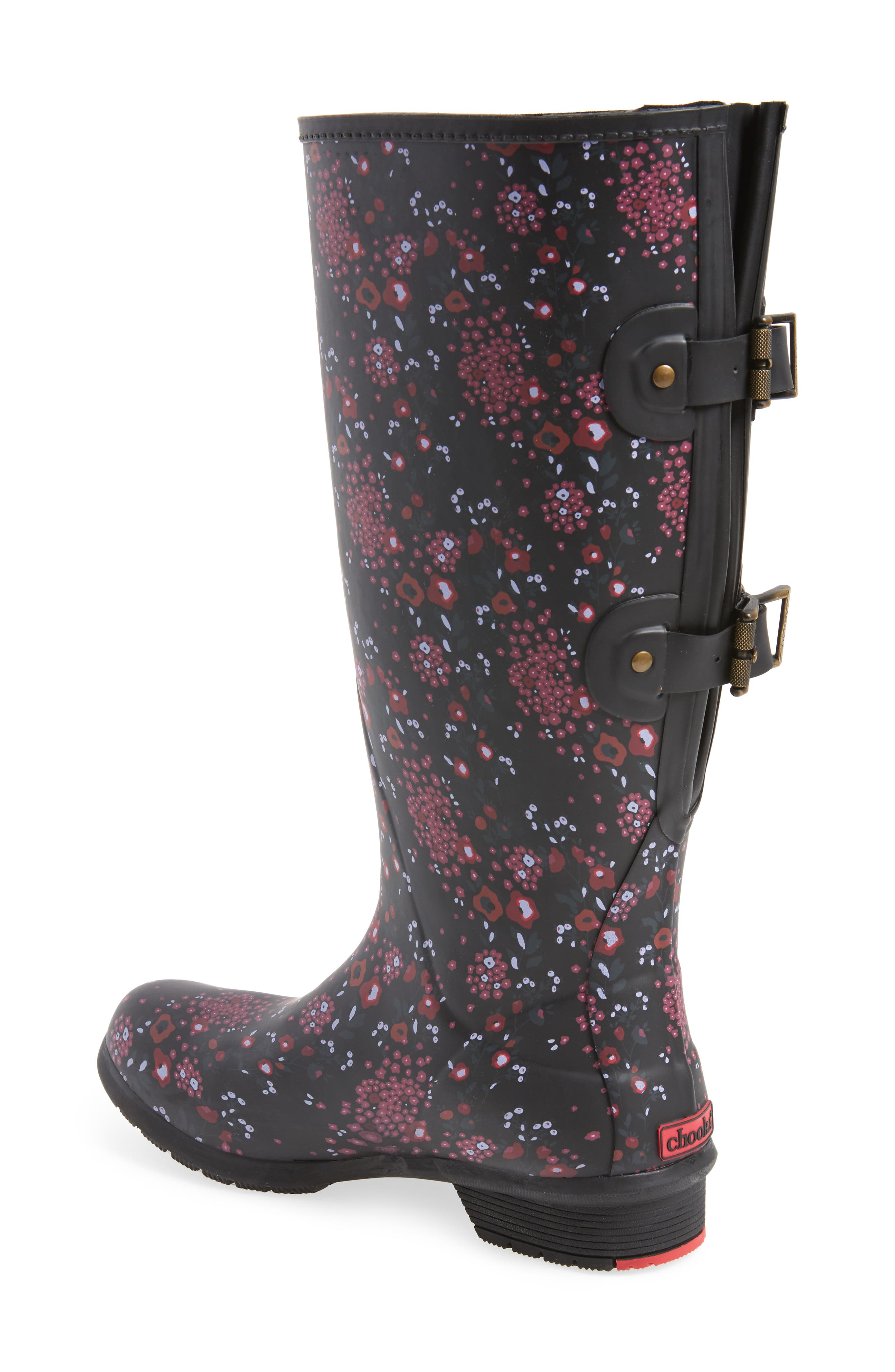 Alternate Image 2  - Chooka Versa Rain Boot (Women) (Wide Calf)