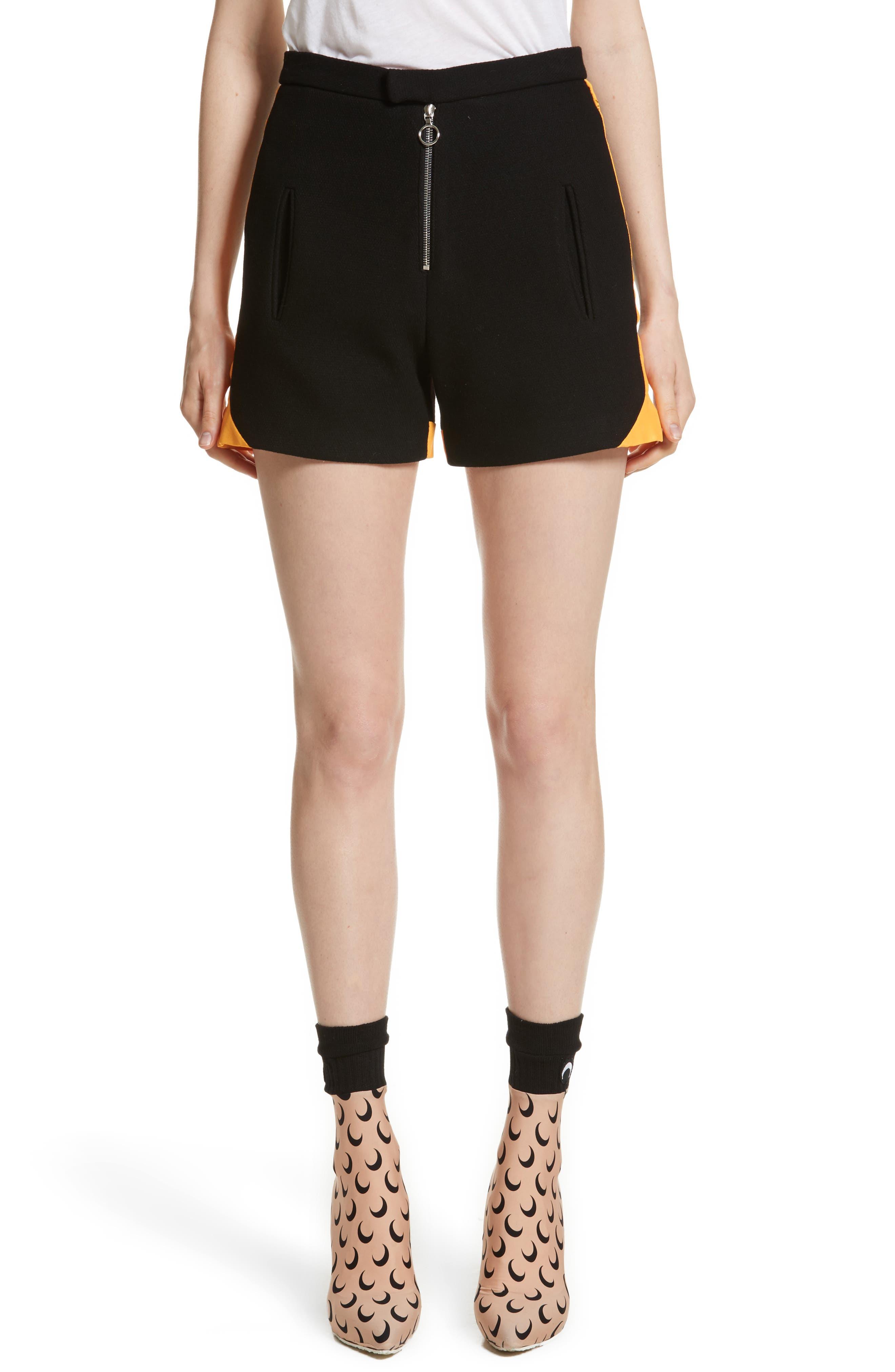 Alternate Image 1 Selected - Marine Serre Shorts