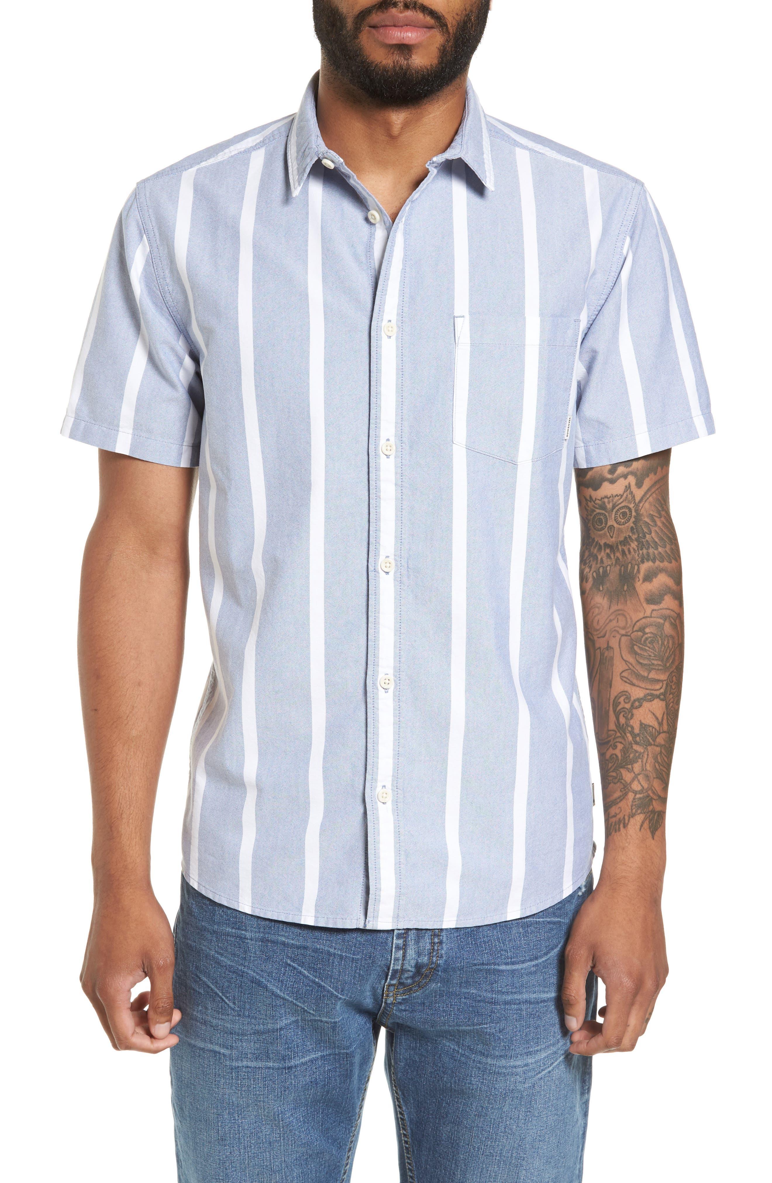 Quiksilver Sulu Arrows Woven Shirt