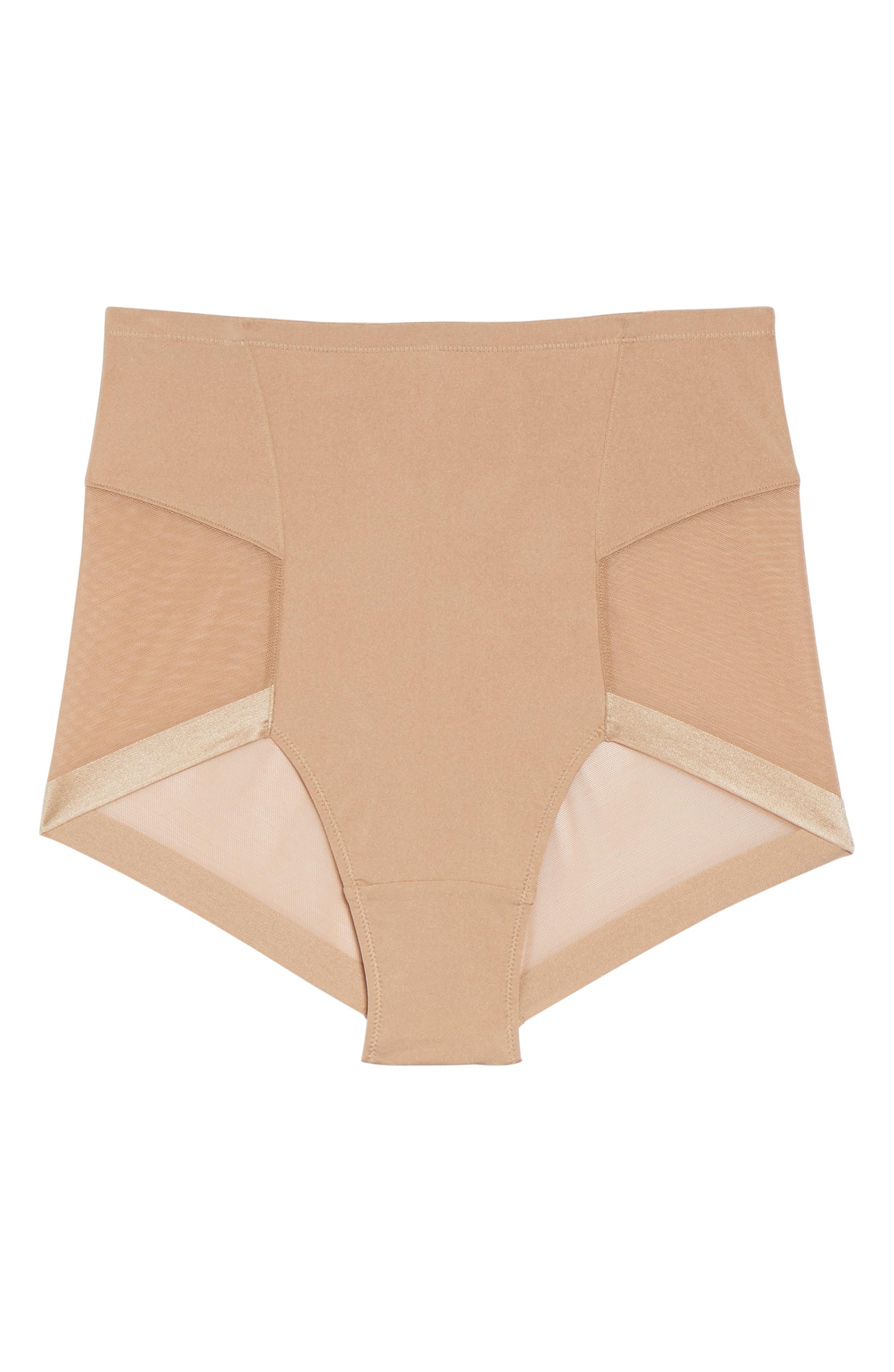Alternate Image 4  - Le Mystère Infinite High Waist Shaper Panties