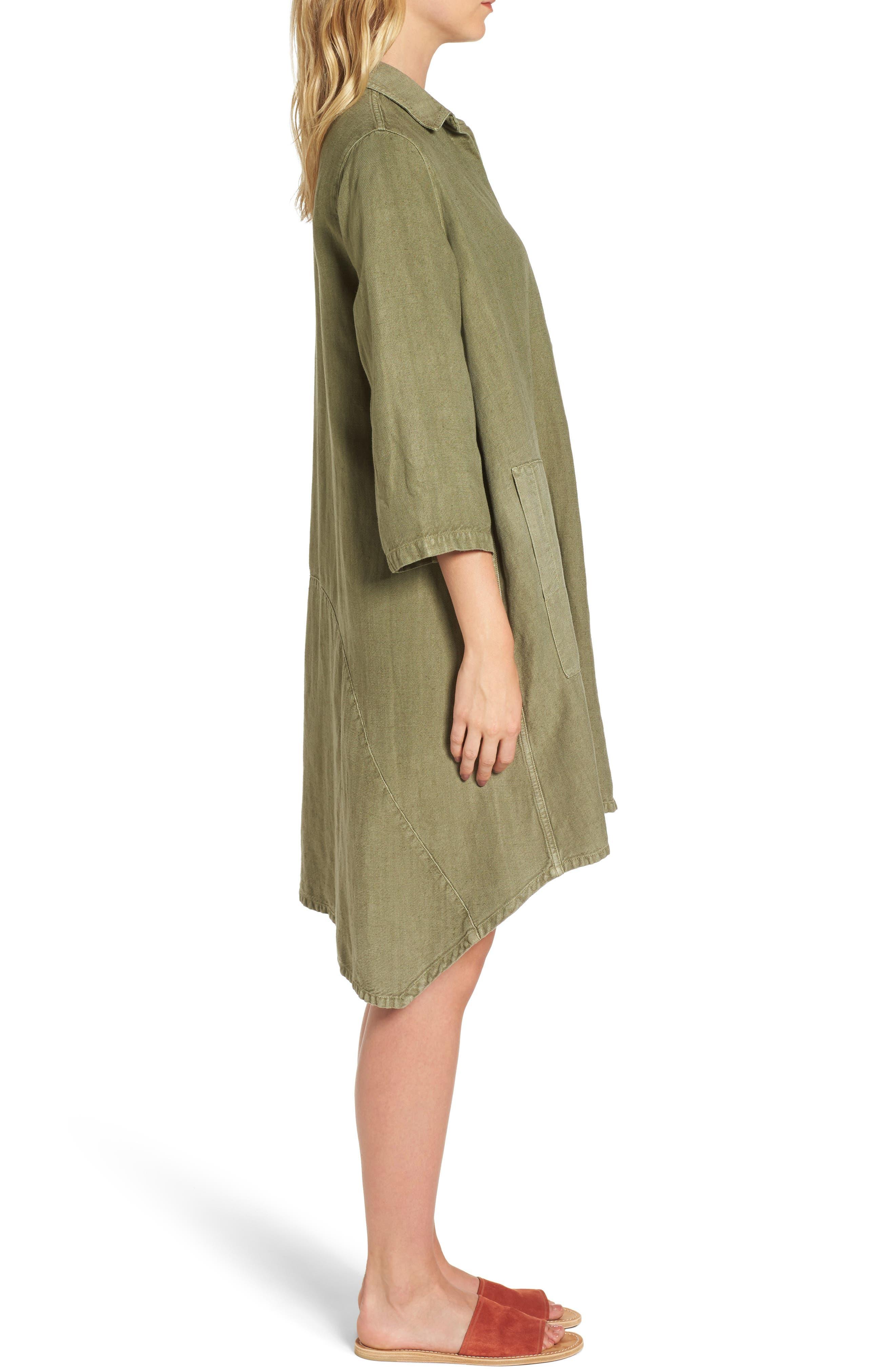 Alternate Image 3  - AG Eva Swing Dress