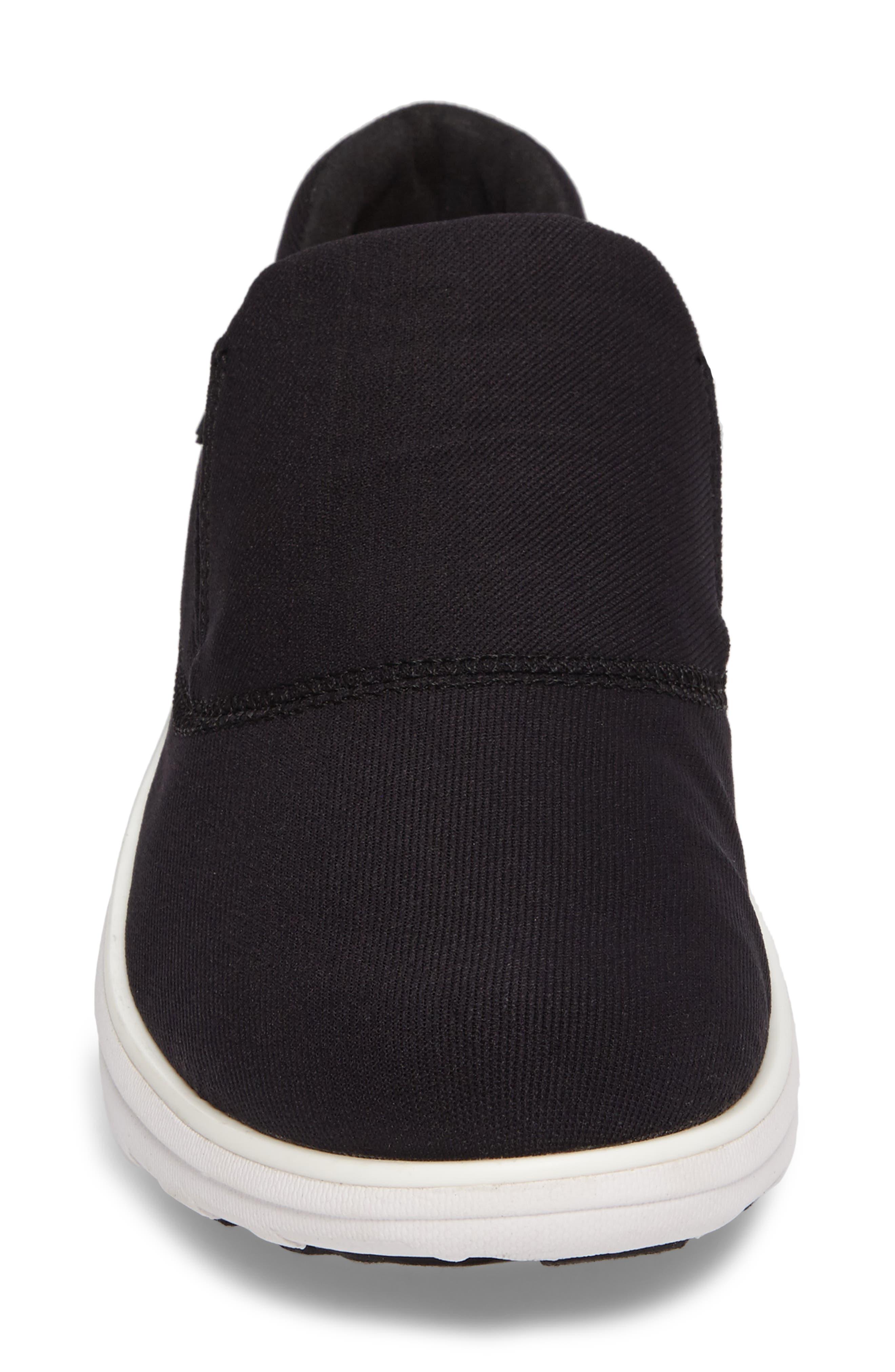 Alternate Image 4  - FitFlop Loaff Platform Slip-On Sneaker (Women)