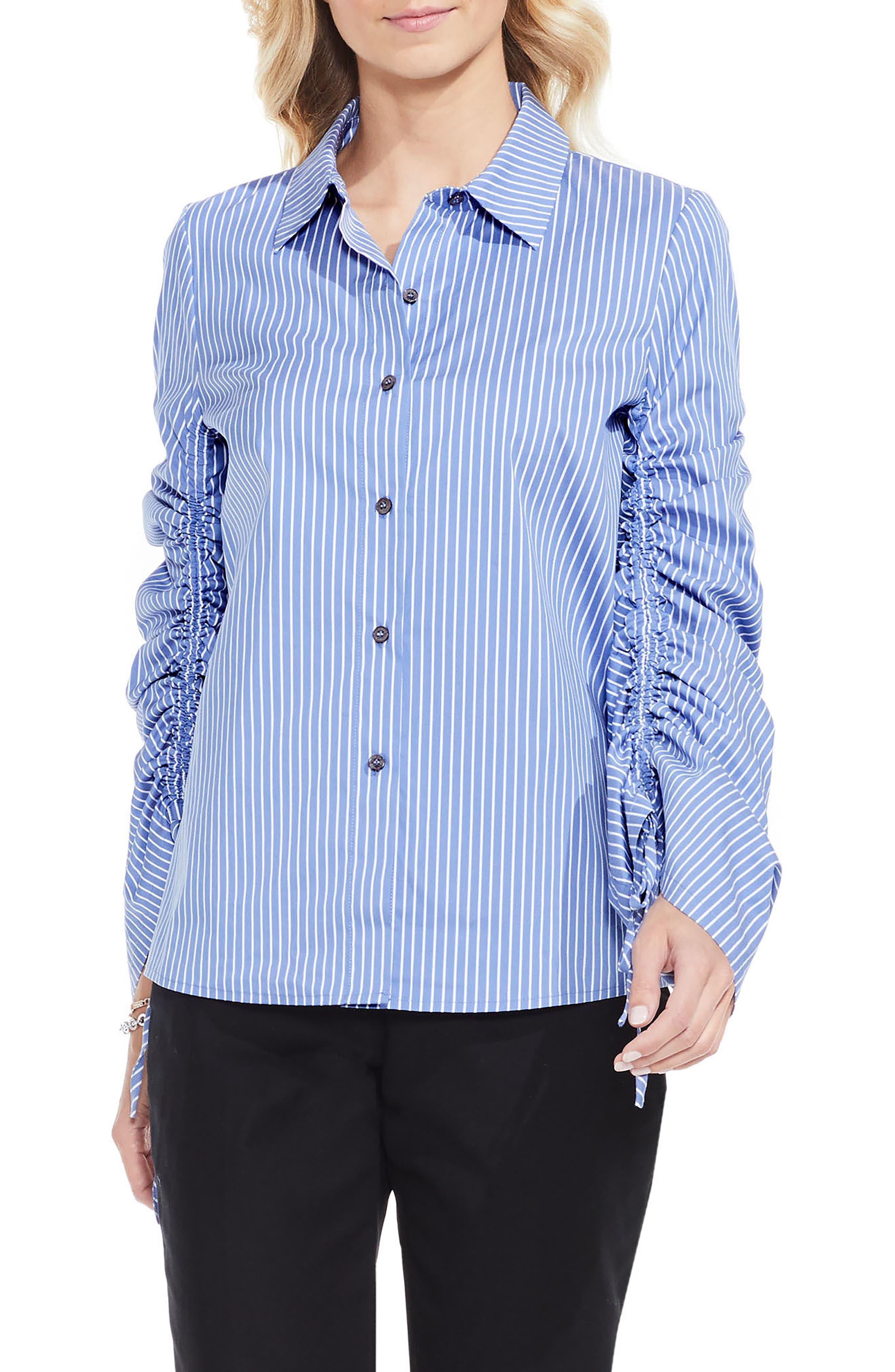 Main Image - Vince Camuto Simple Stripe Shirt