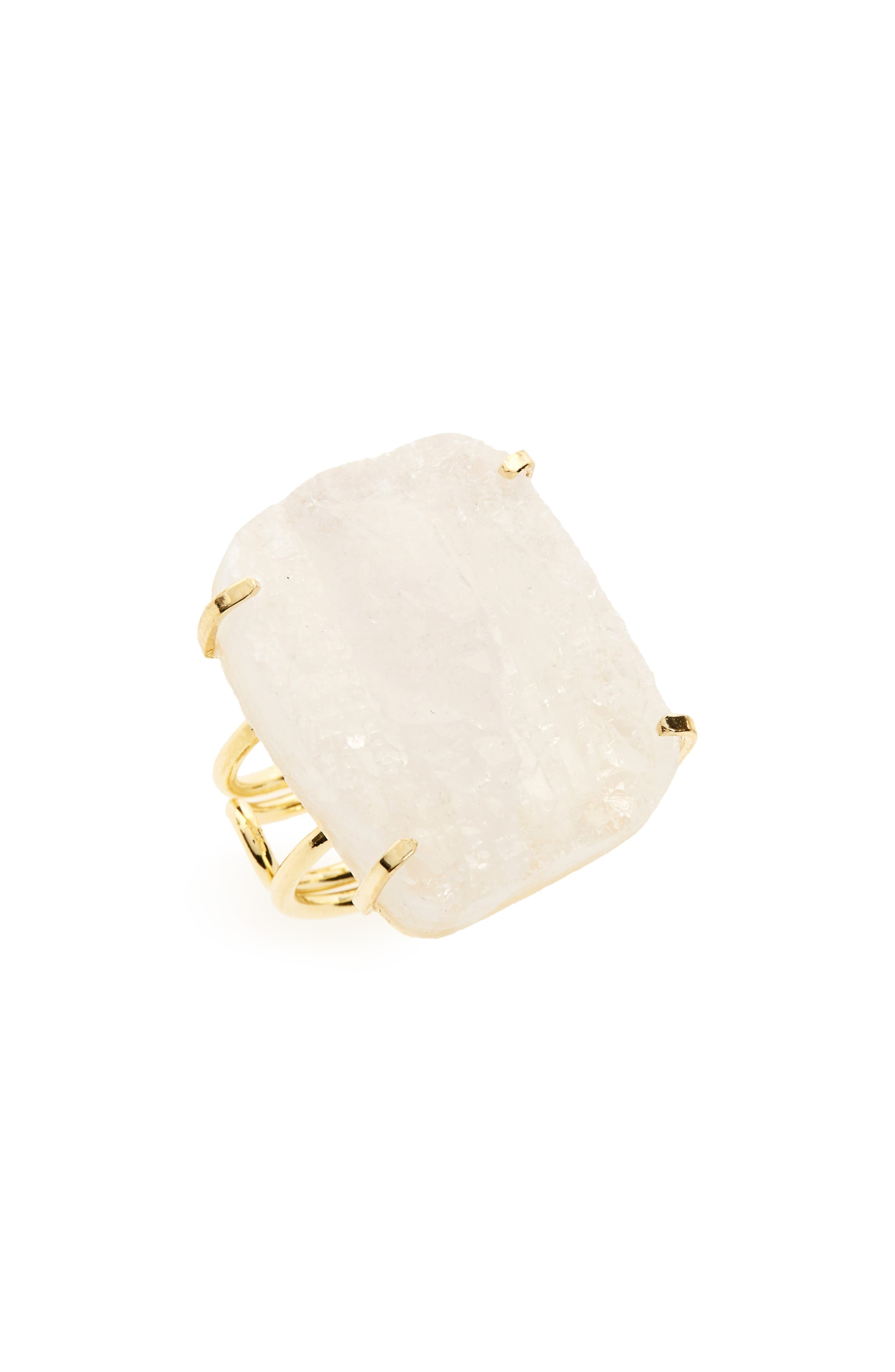 Nakamol Design Quartz Ring