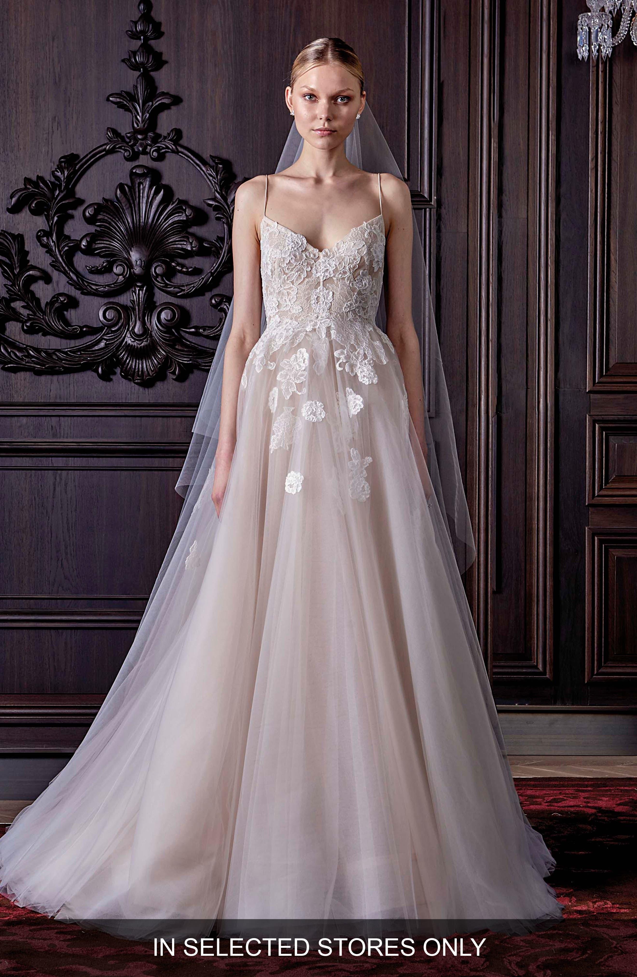 boda amy schumer Monique Lhuillier vestido de novia online