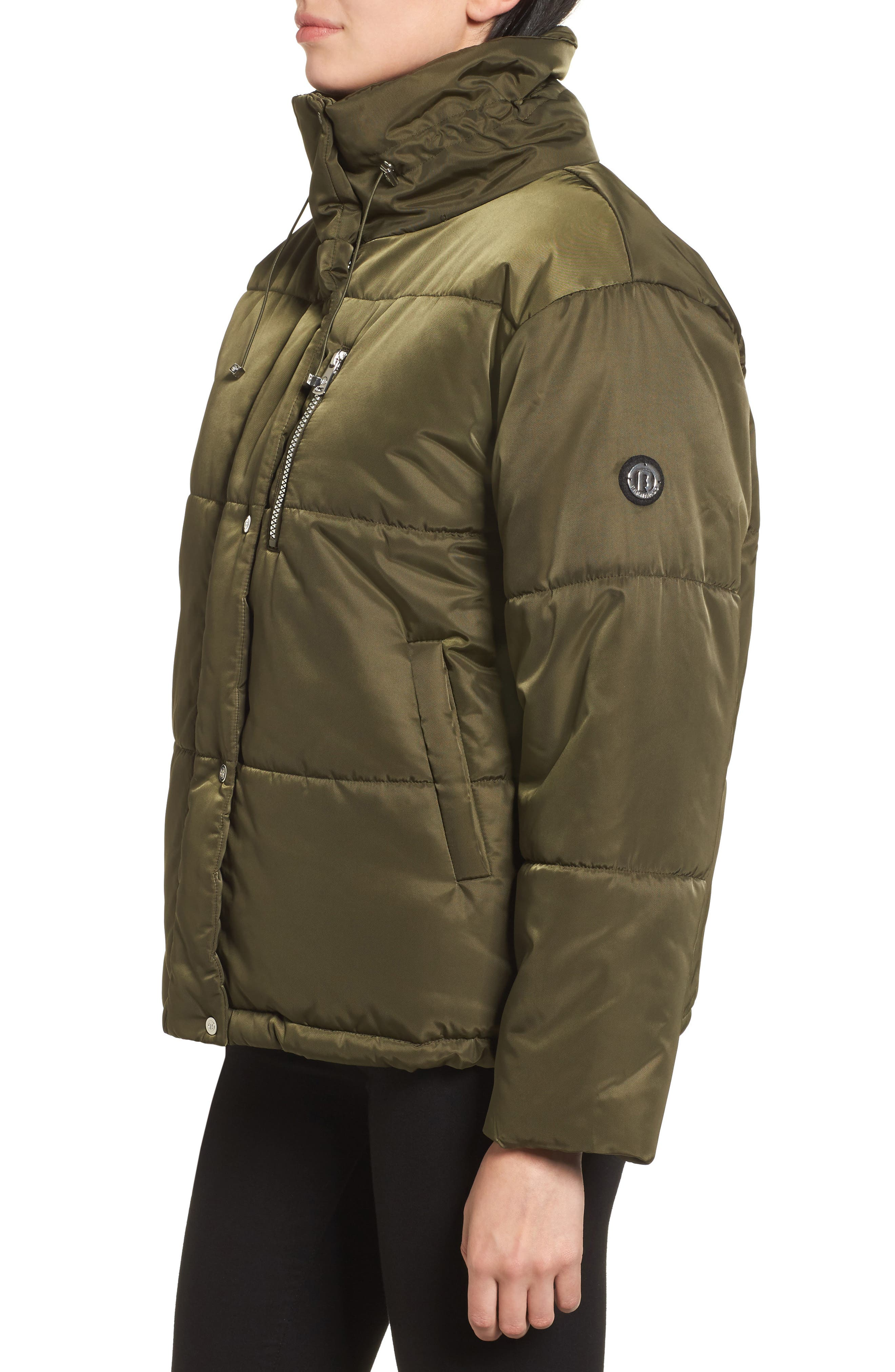 Alternate Image 3  - Bernardo Oversize Puffer Jacket