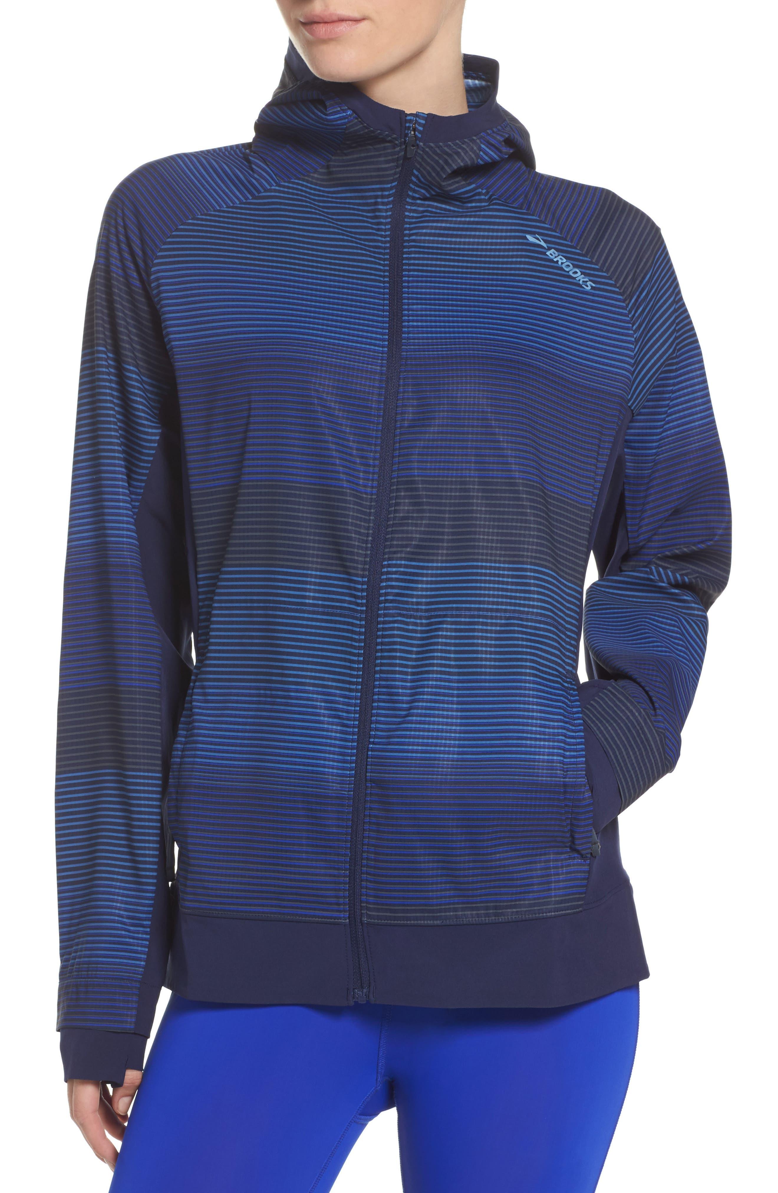 Brooks Canopy SE Reflective Running Jacket