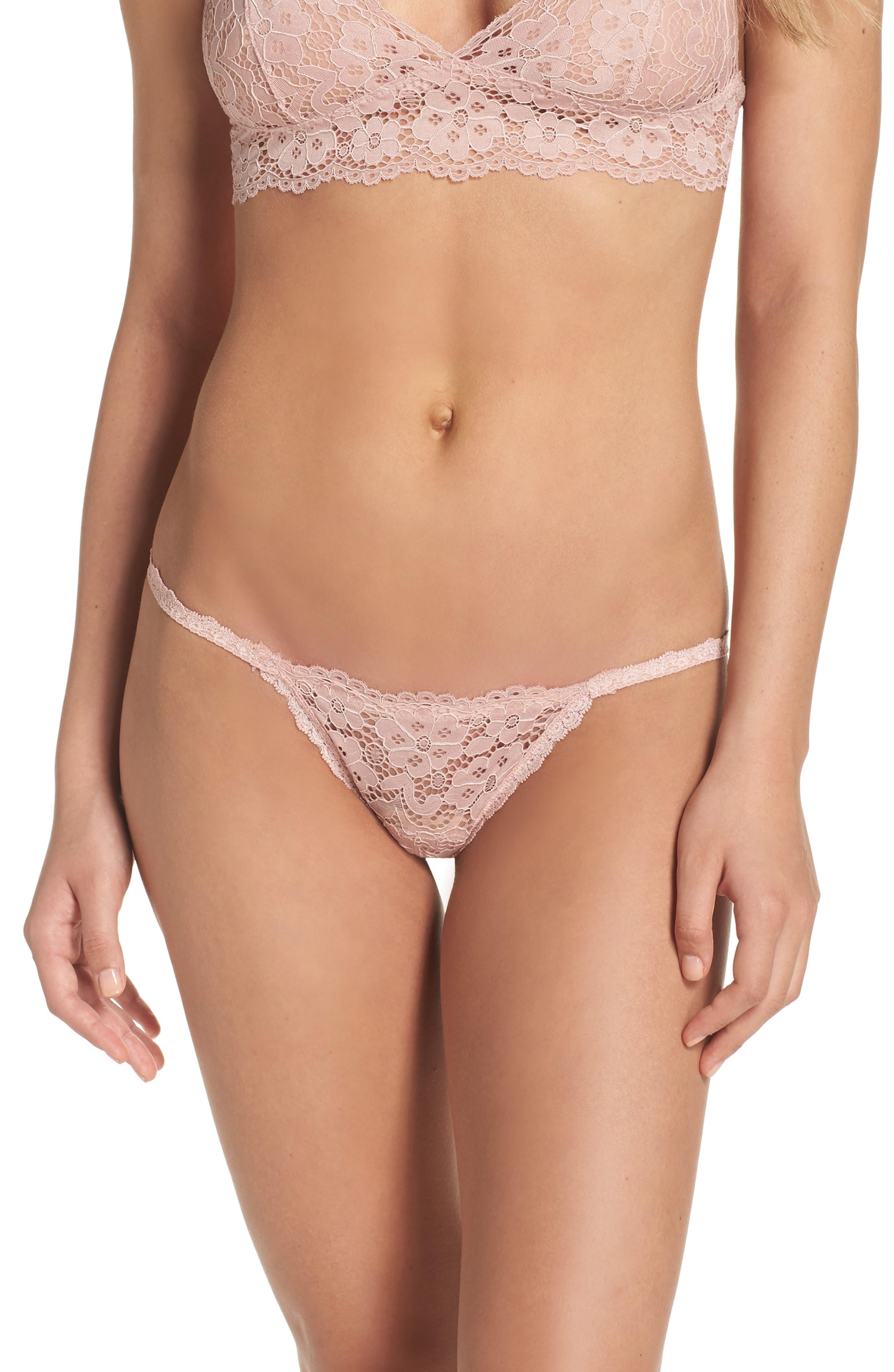Main Image - Hanky Panky Sophia String Bikini