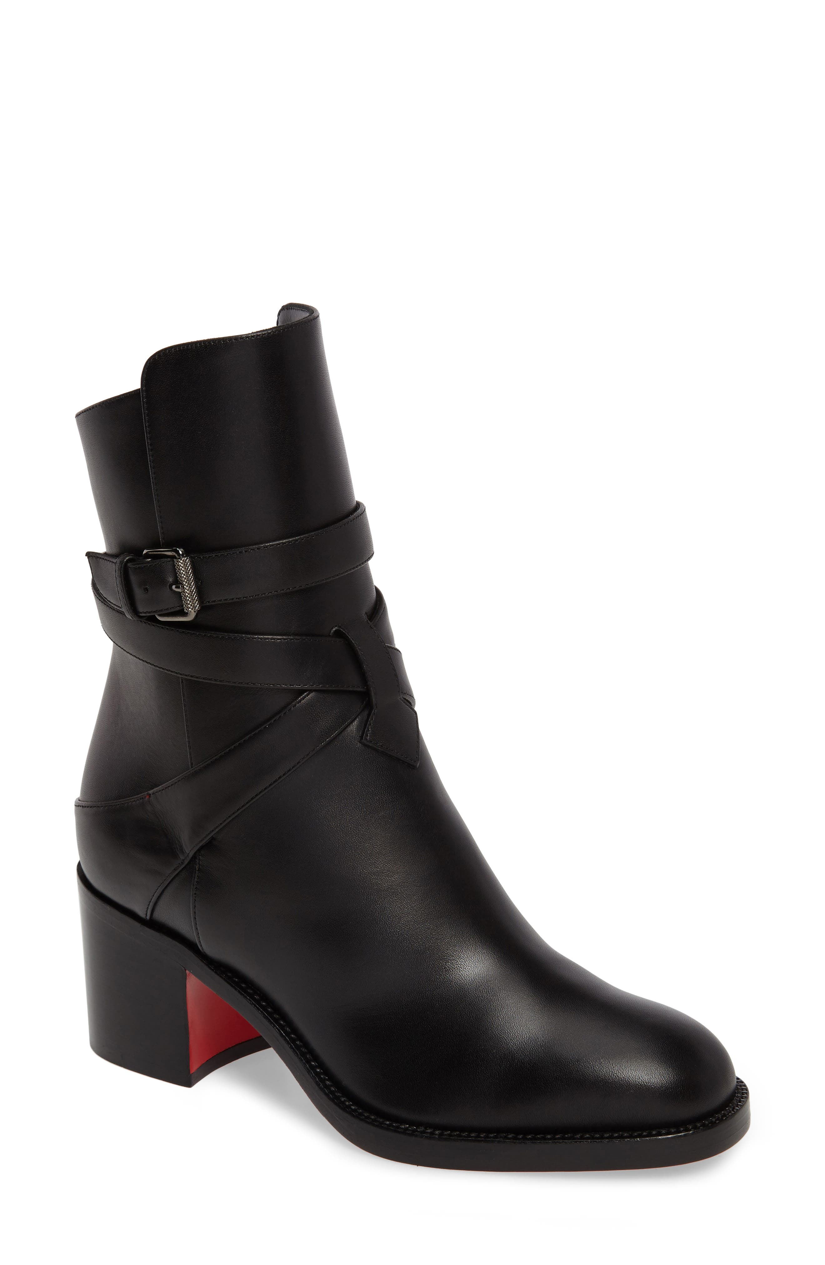 women s christian louboutin booties ankle boots nordstrom rh shop nordstrom com