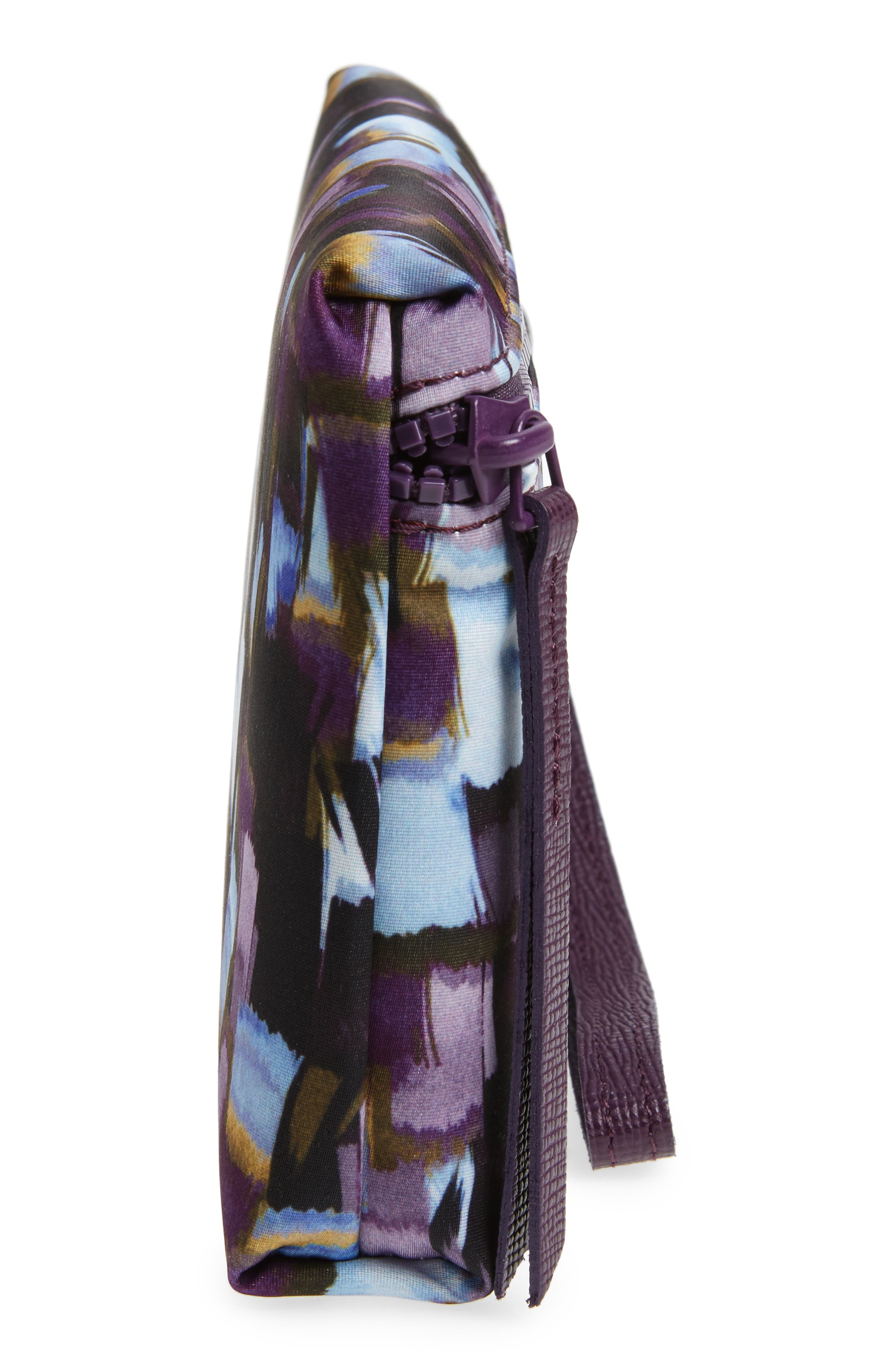 Alternate Image 4  - Longchamp Le Pliage Neo - Vibrations Nylon Cosmetics Case