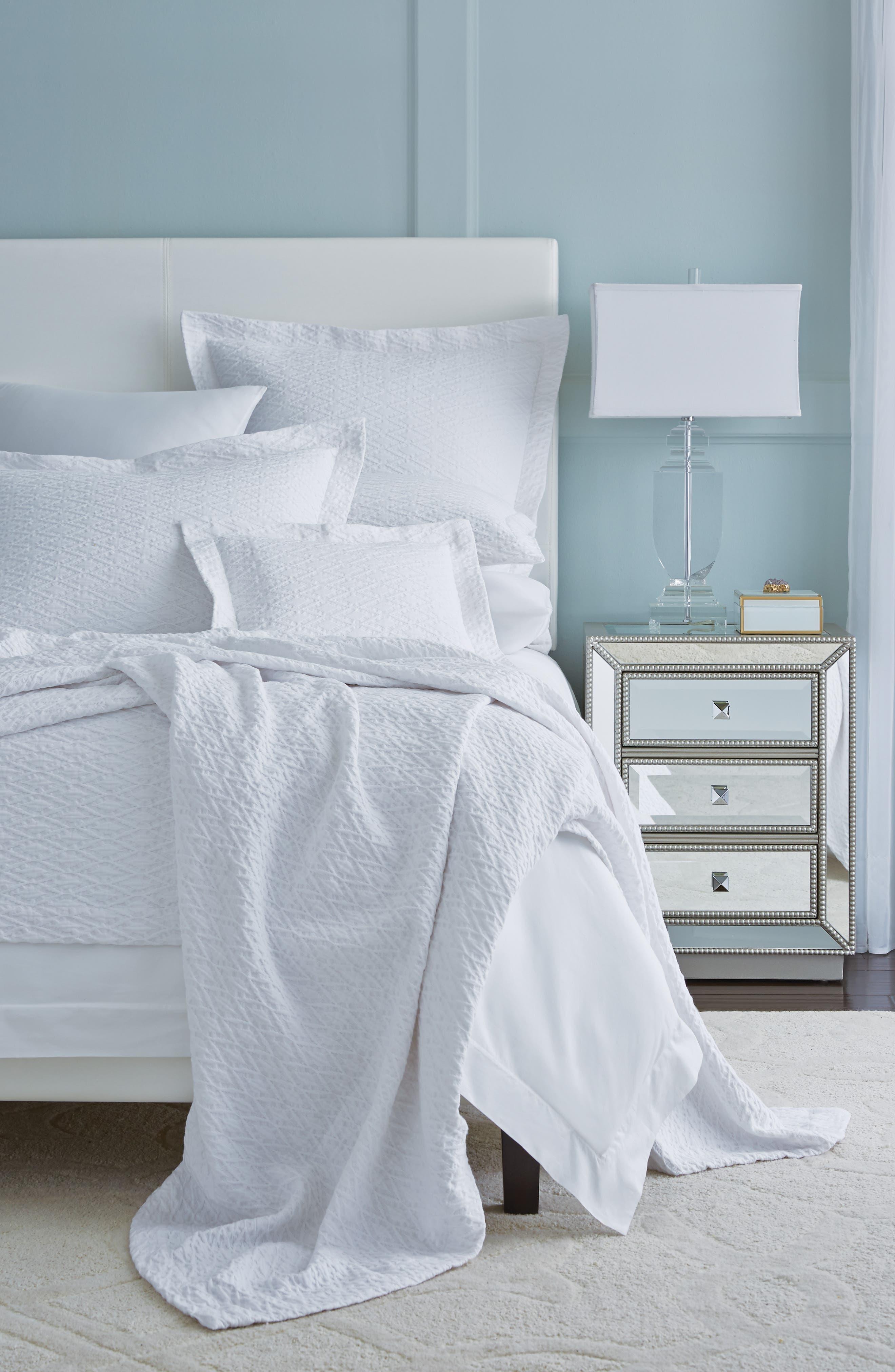 Alternate Image 2  - SFERRA Tanlia Blanket
