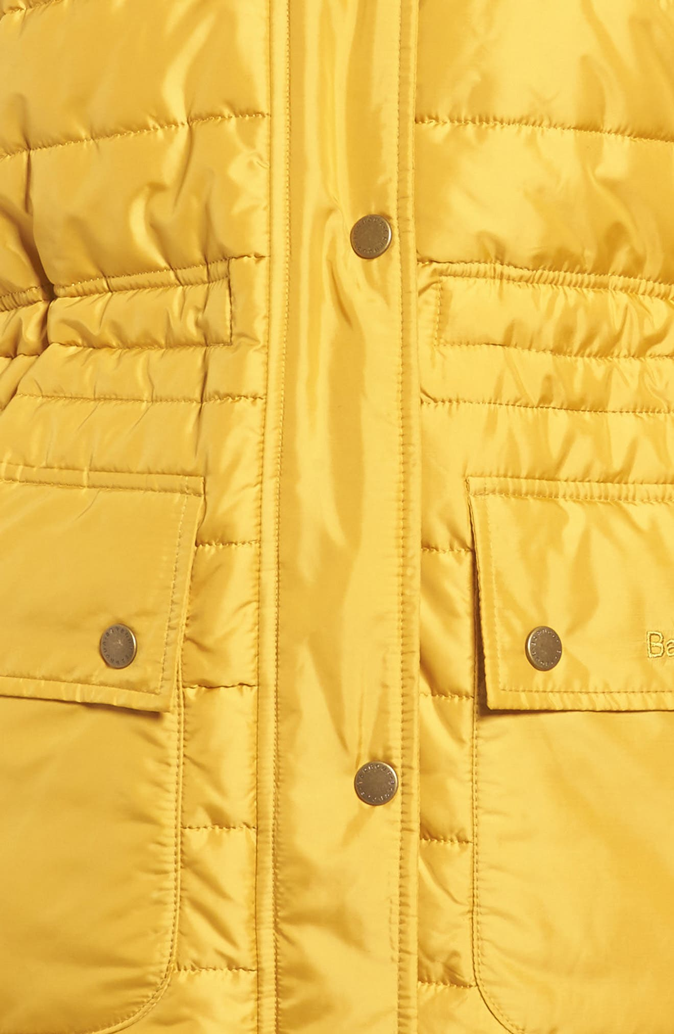 Alternate Image 5  - Barbour Ascott Water Resistant Quilted Jacket