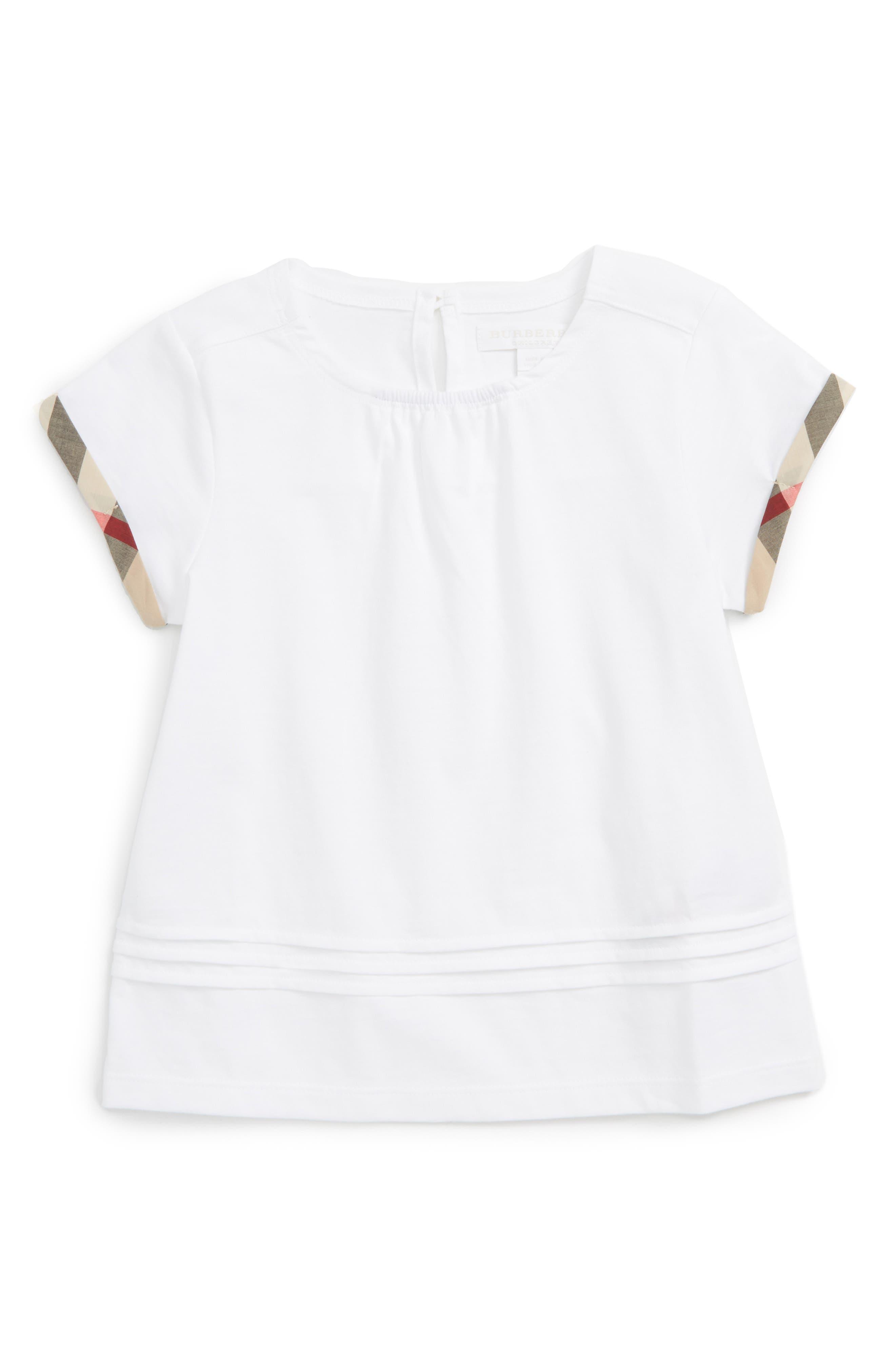 Gisselle Shirt,                         Main,                         color, White