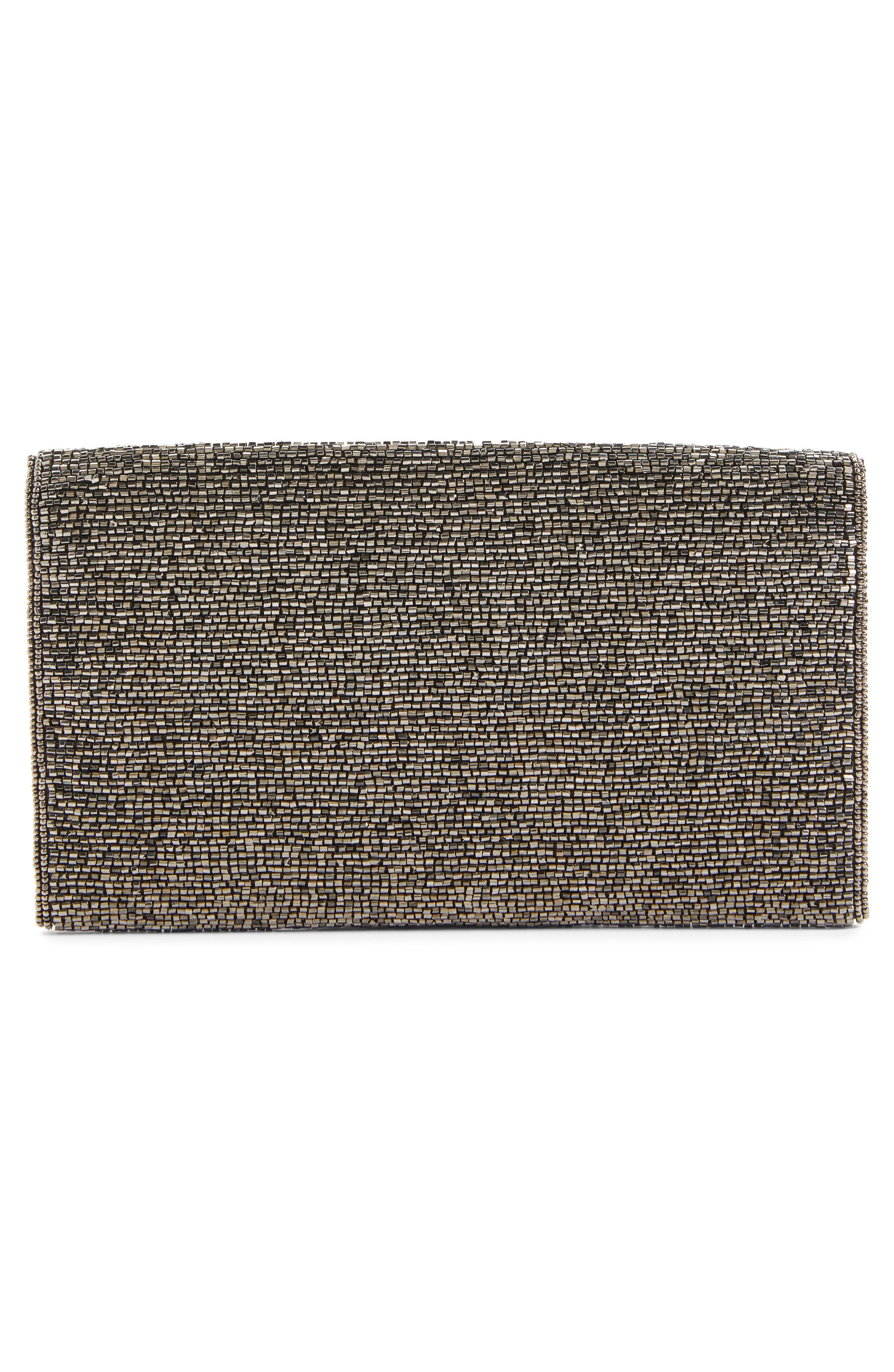 Alternate Image 3  - Nordstrom Alhambra Beaded Envelope Clutch
