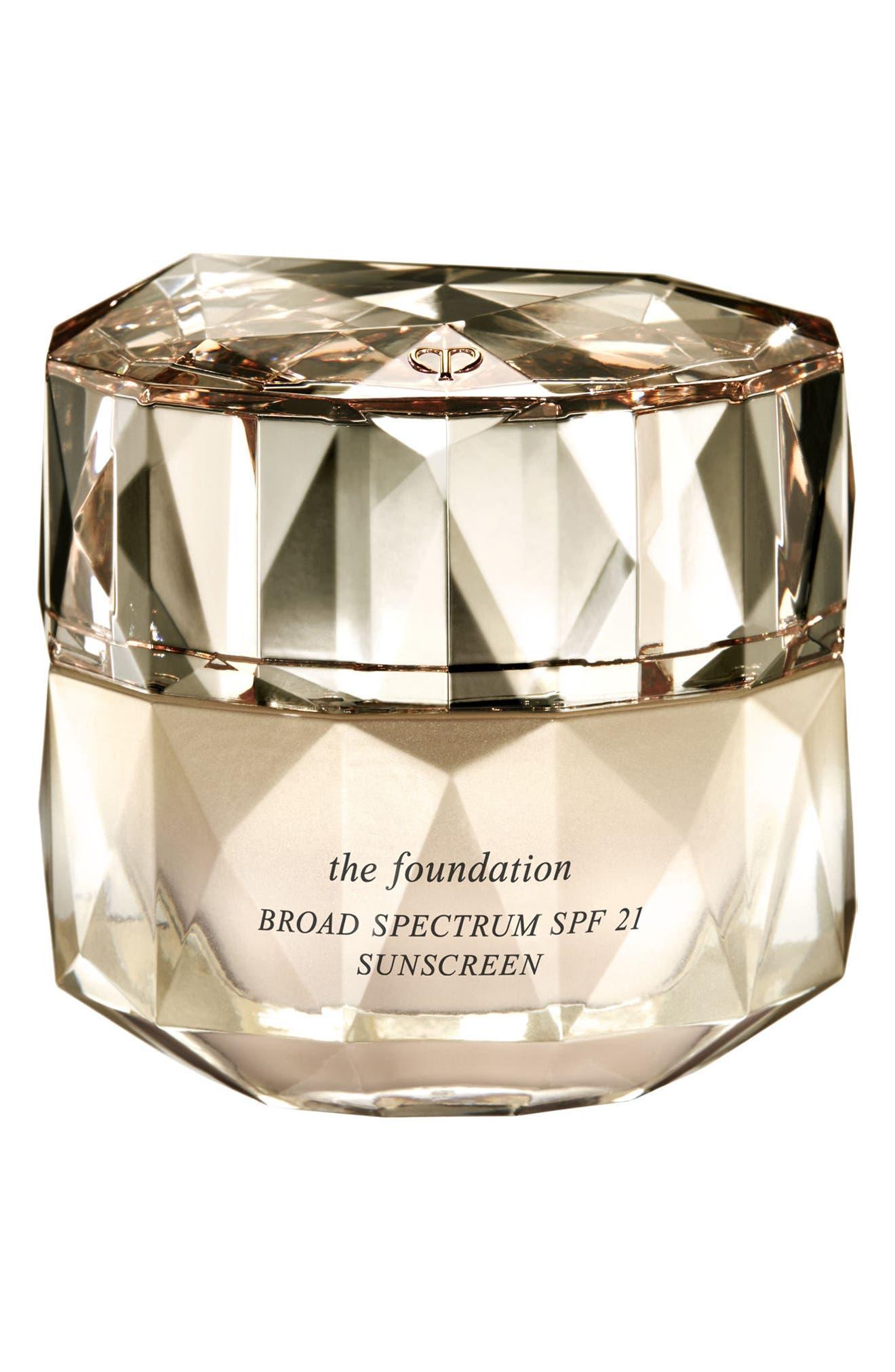 Main Image - Clé de Peau Beauté The Foundation Broad Spectrum SPF 21