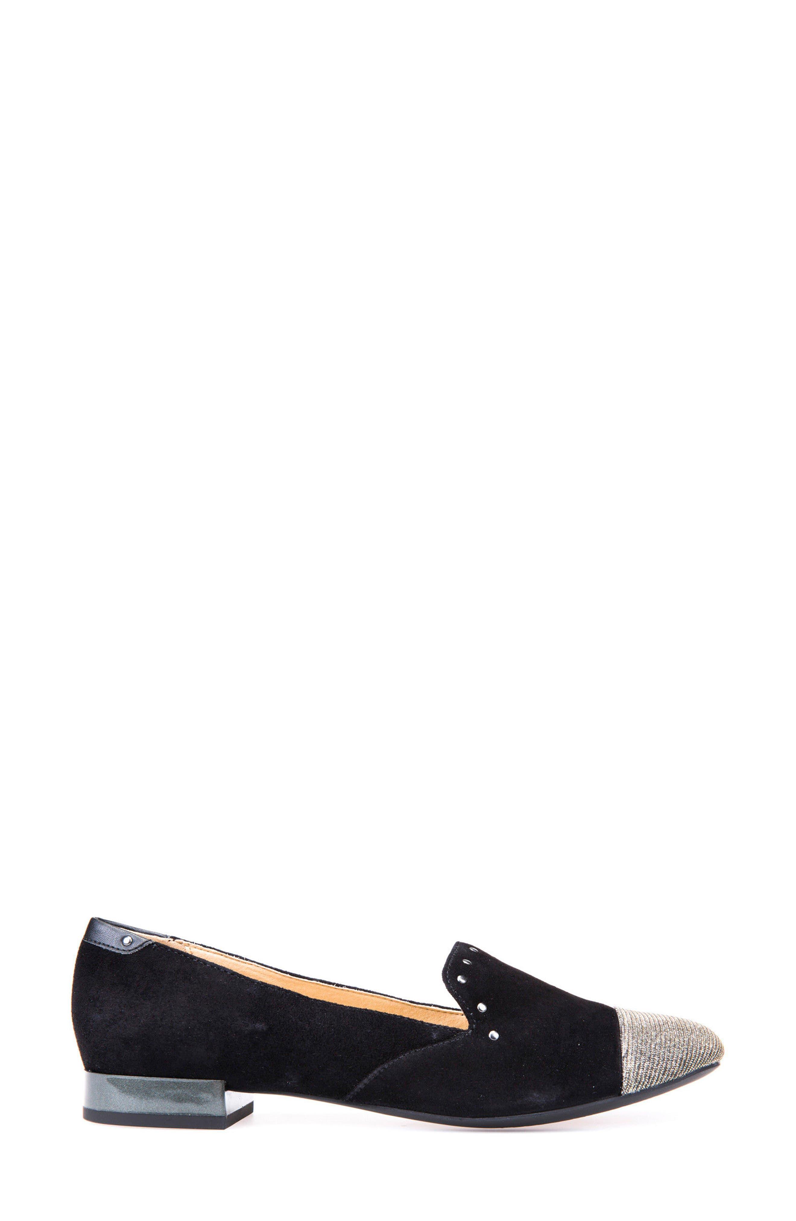 Alternate Image 3  - Geox Wistrey Cap Toe Loafer (Women)