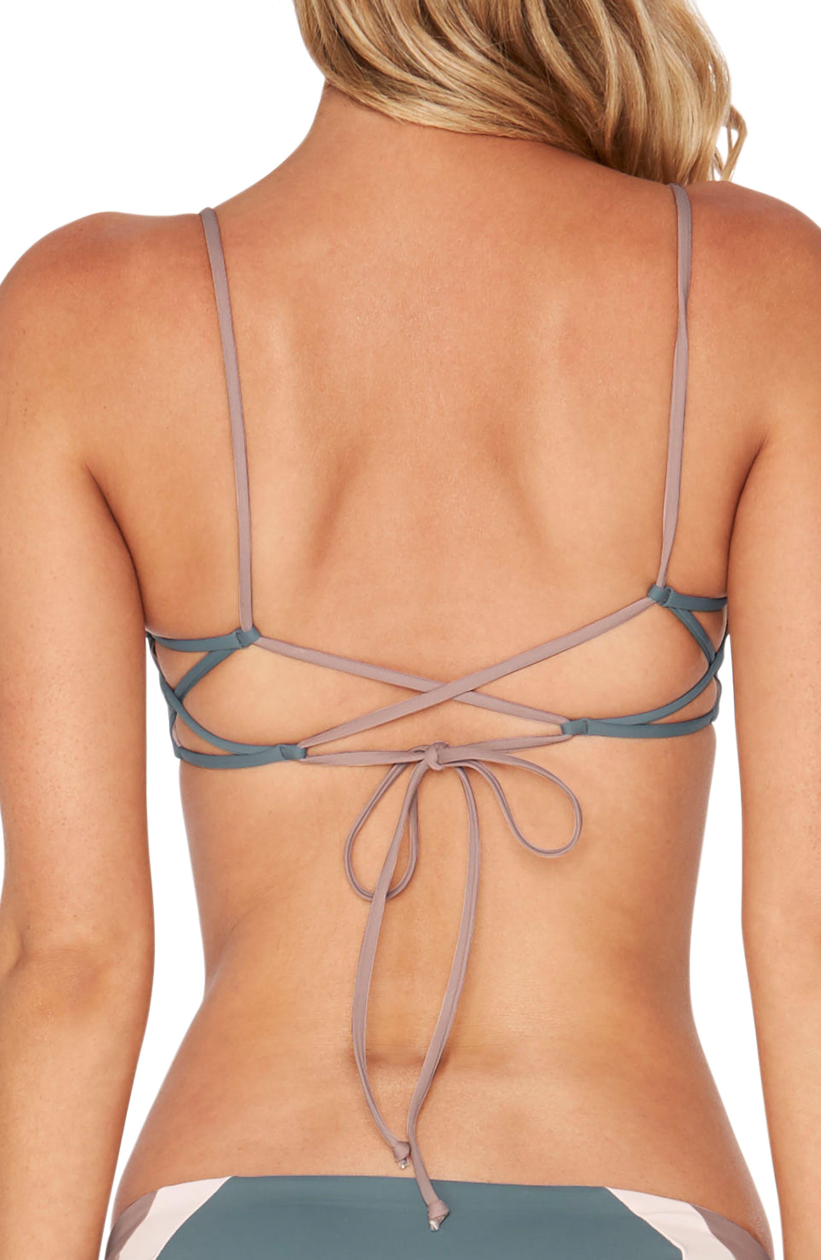 Alternate Image 3  - L Space 'Haley' Reversible Bikini Top