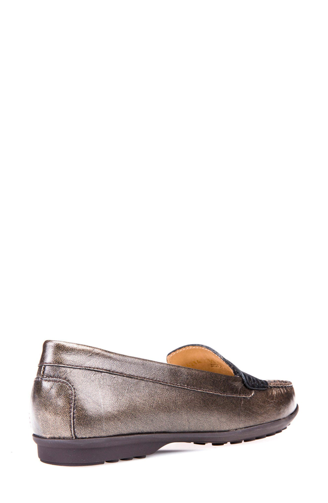 Alternate Image 3  - Geox Elidia 5 Penny Loafer (Women)