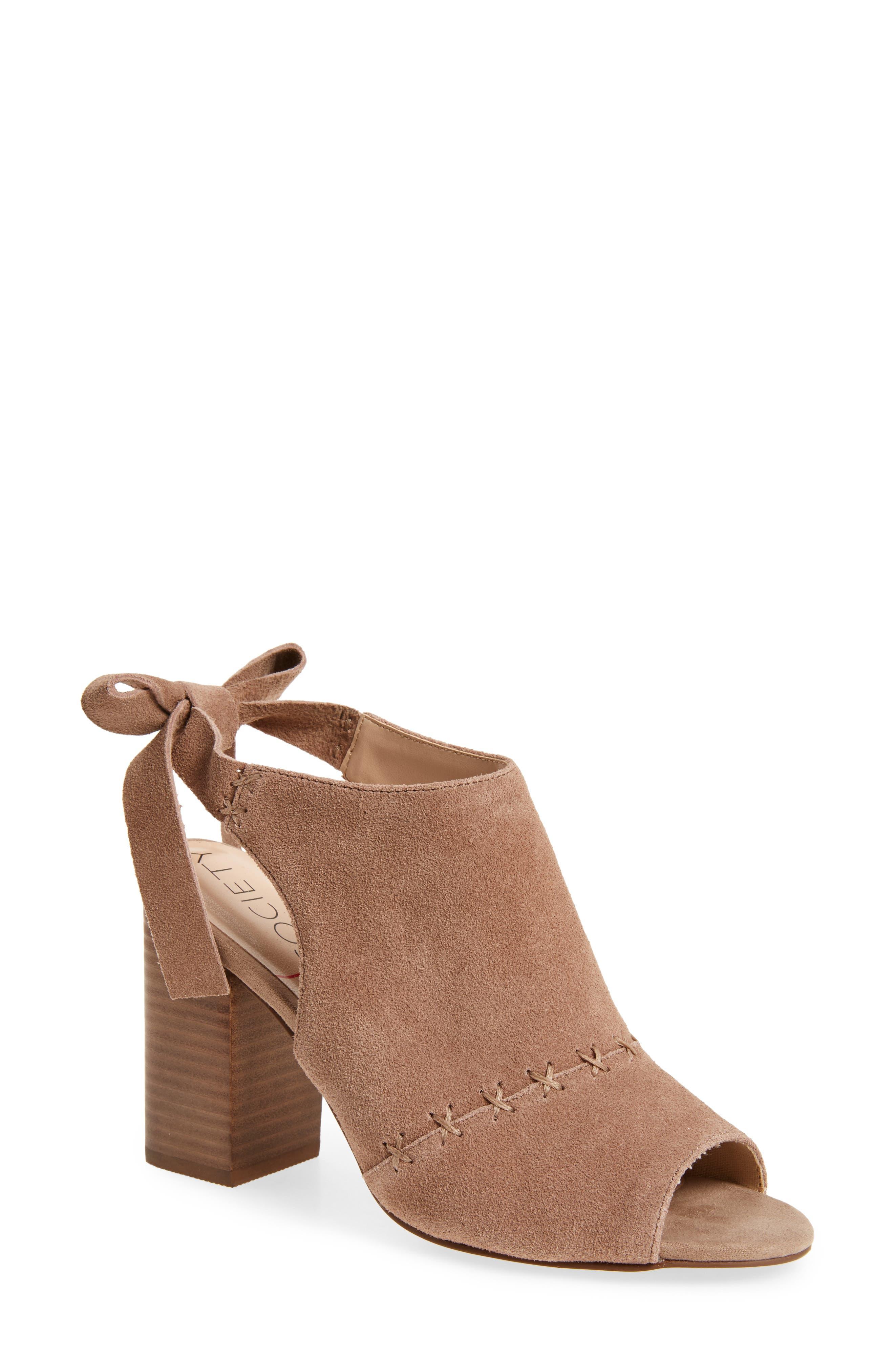 Alternate Image 1 Selected - Sole Society Albany Slingback Sandal (Women)