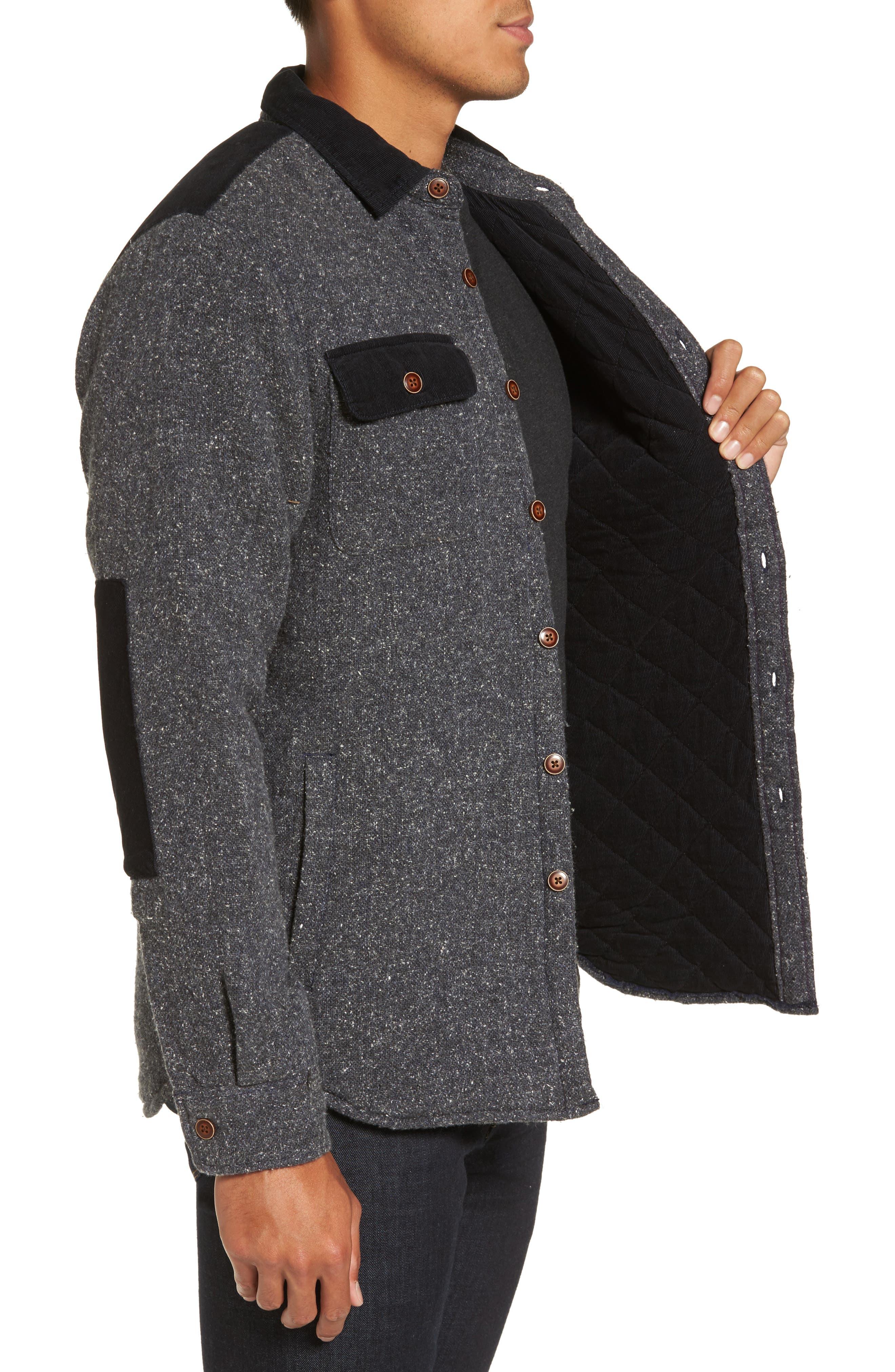 Alternate Image 2  - Nifty Genius CPO Shirt Jacket
