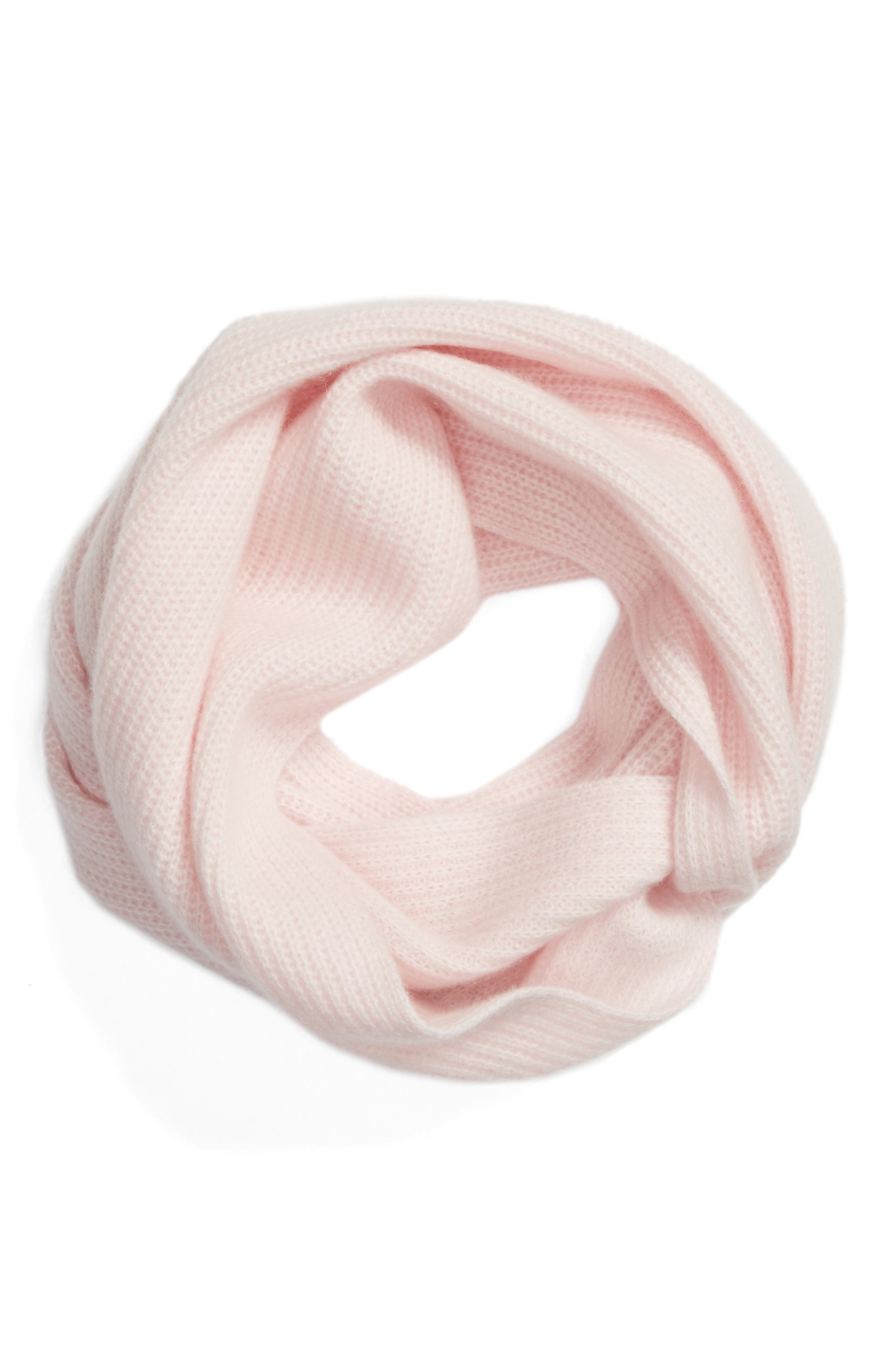 Alternate Image 3  - Halogen® Cashmere Infinity Scarf