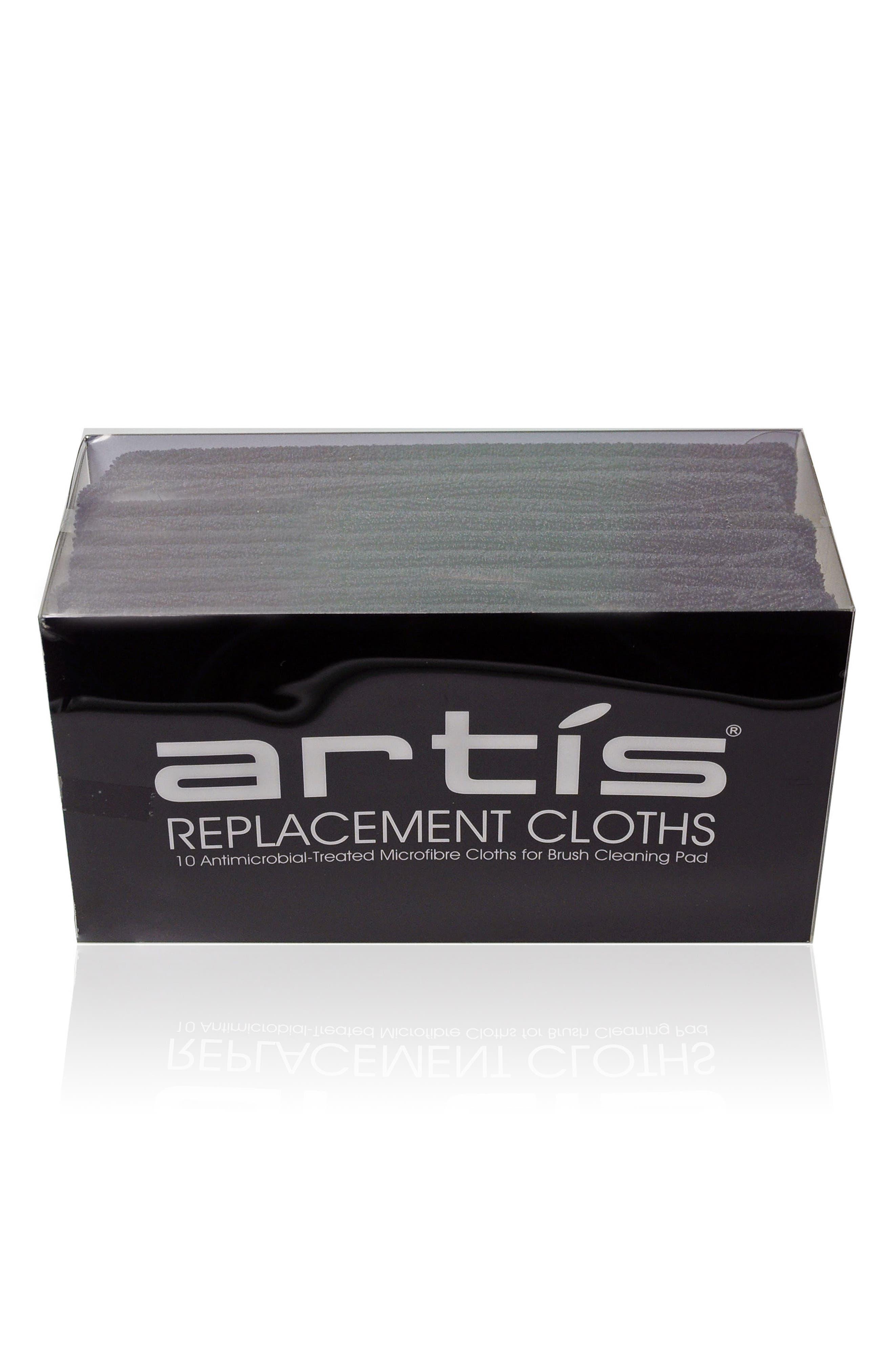 Microfiber Cloth Replacement Set,                             Alternate thumbnail 2, color,                             No Color