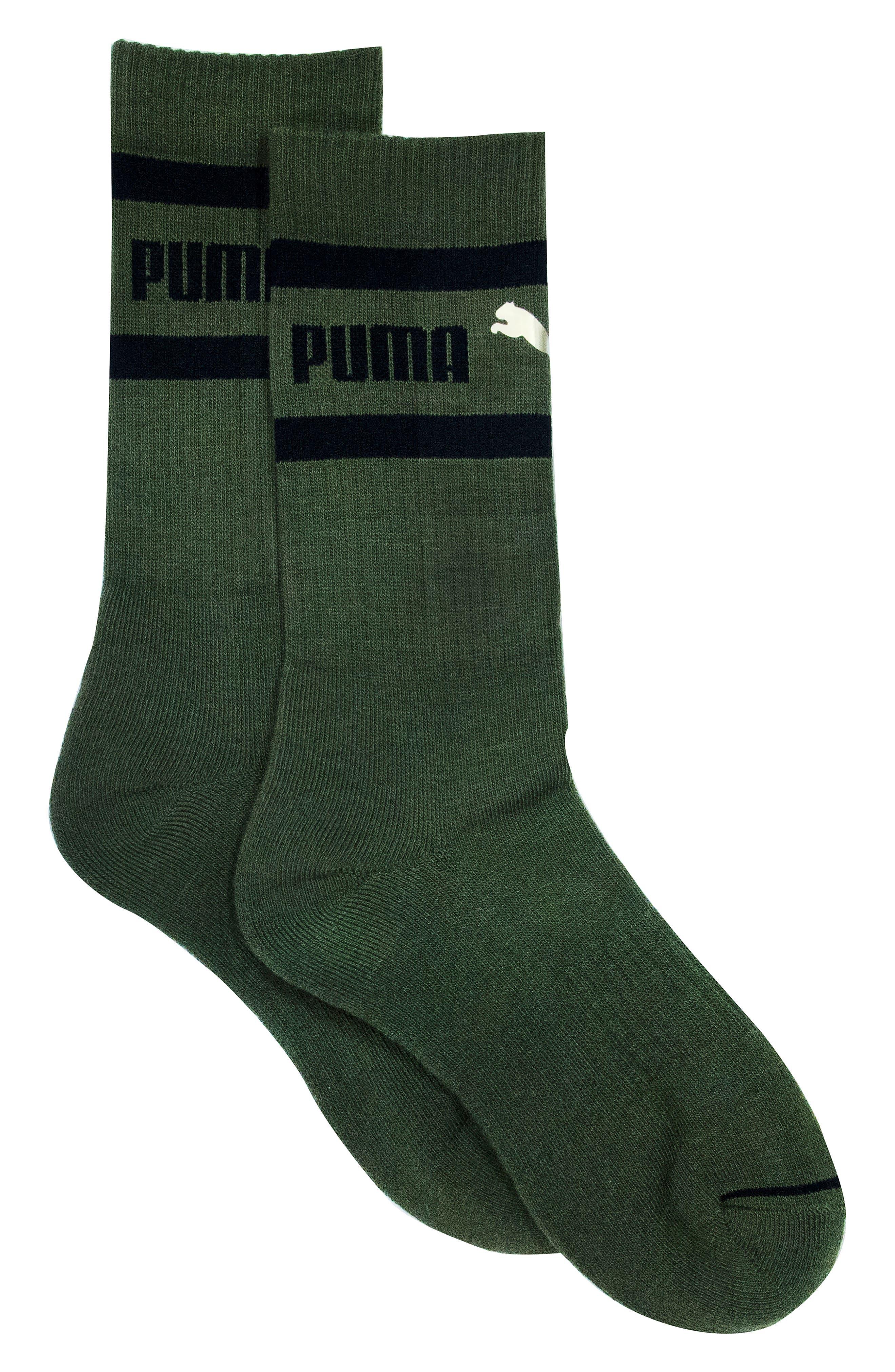 PUMA Crew Socks