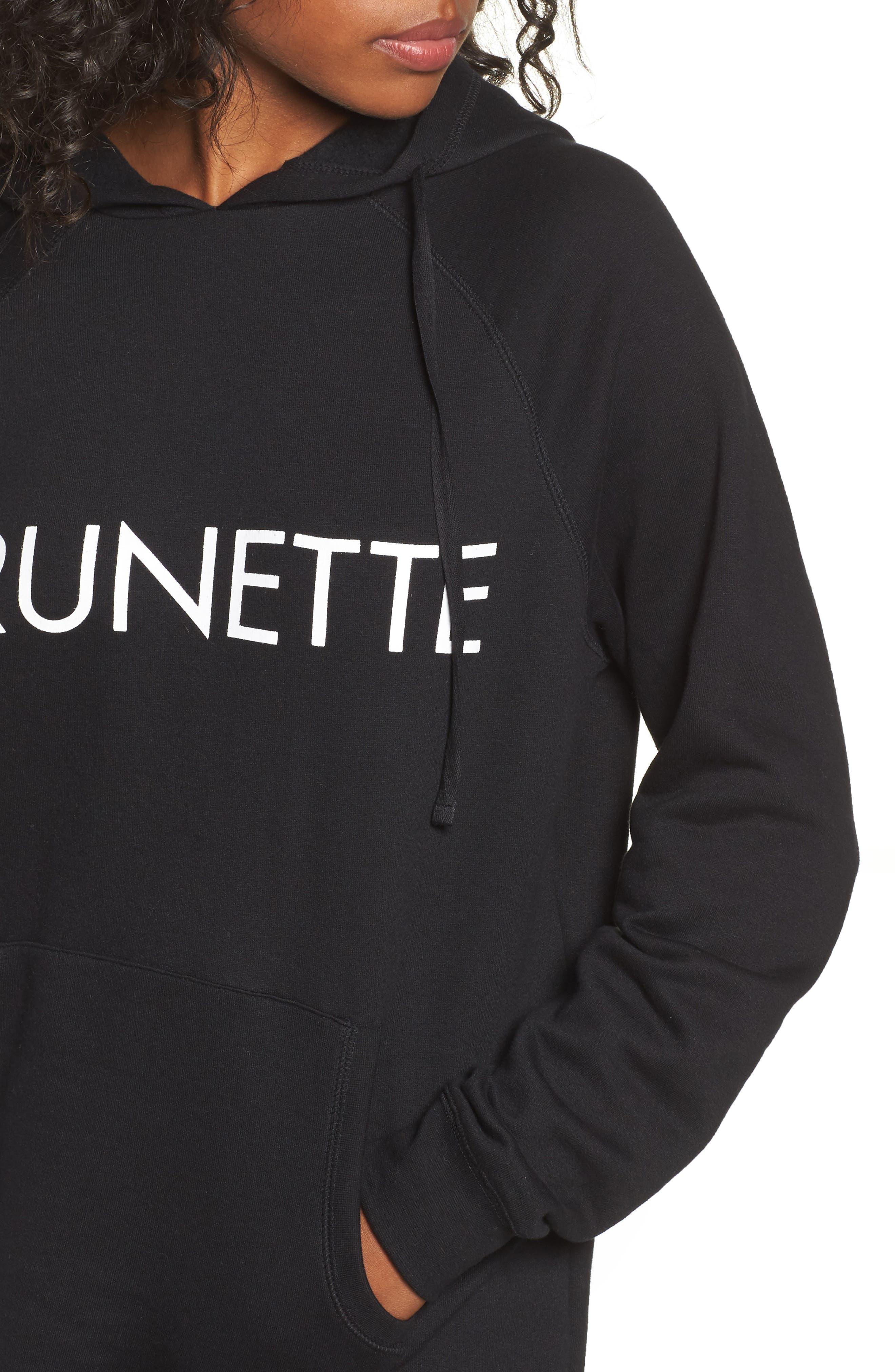 Alternate Image 5  - BRUNETTE the Label Brunette Long Hoodie