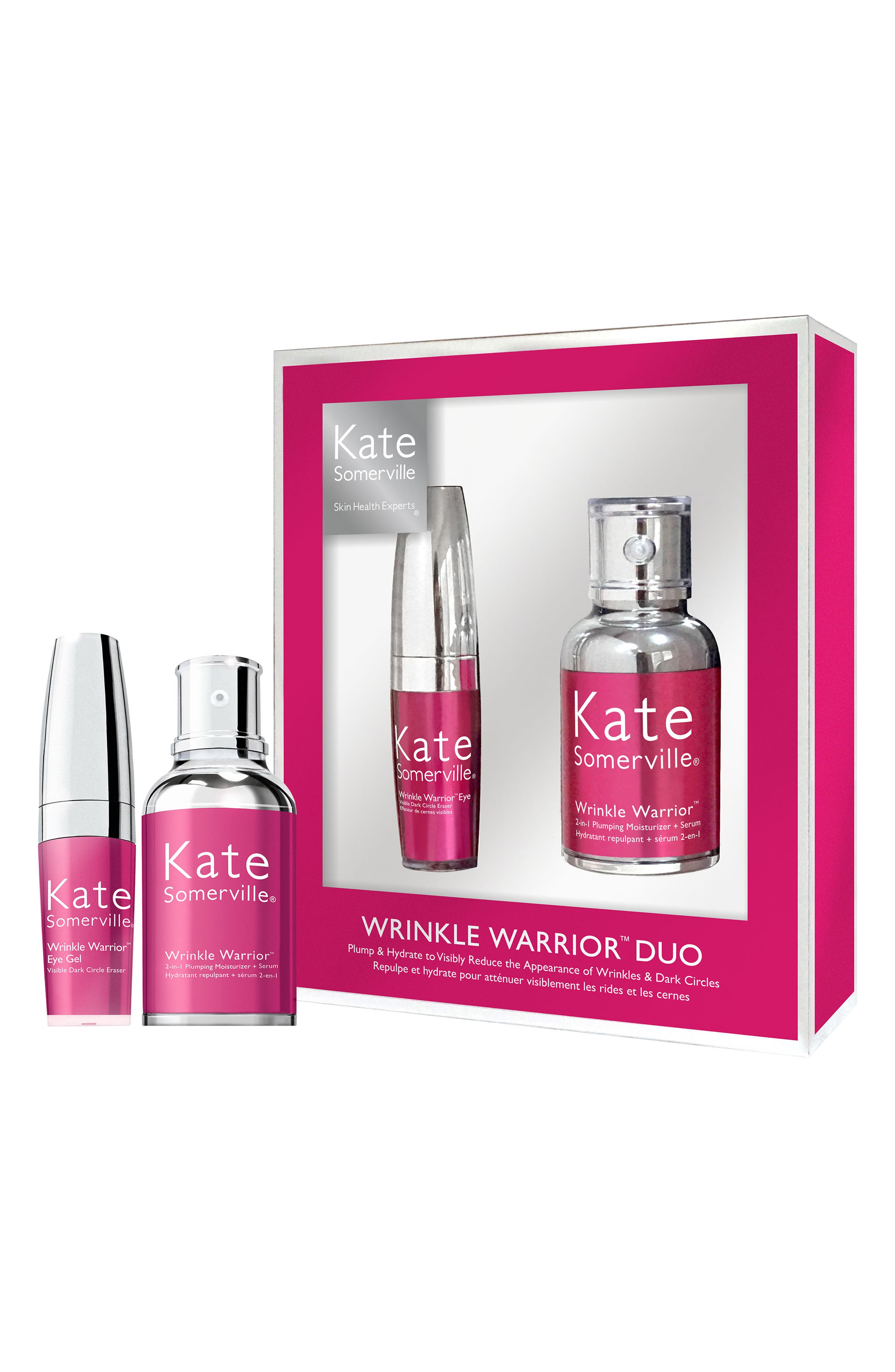 Main Image - Kate Somerville® Wrinkle Warrior Kit ($155 Value)