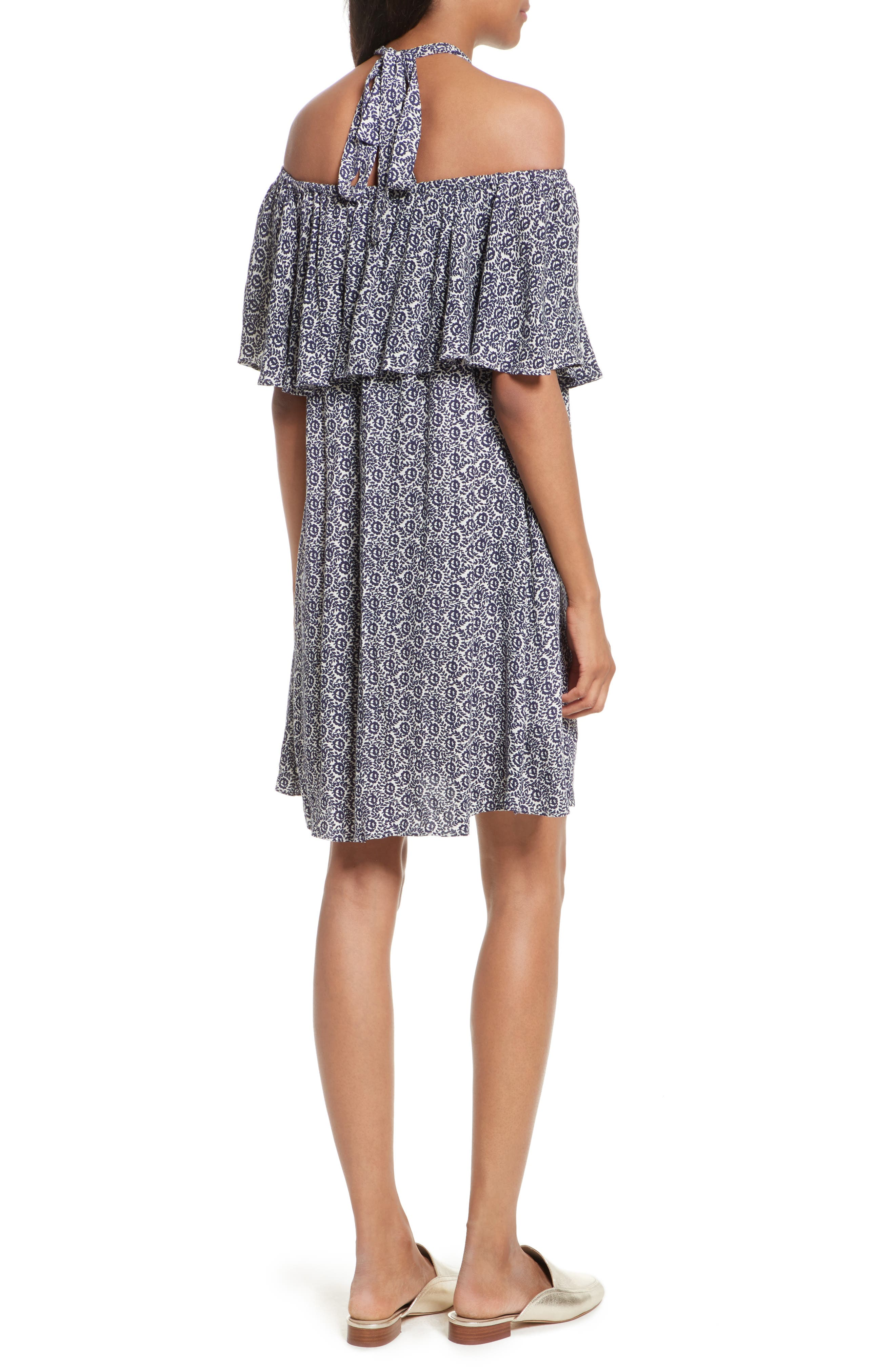 Alternate Image 2  - Rebecca Minkoff Havasu Off the Shoulder Dress