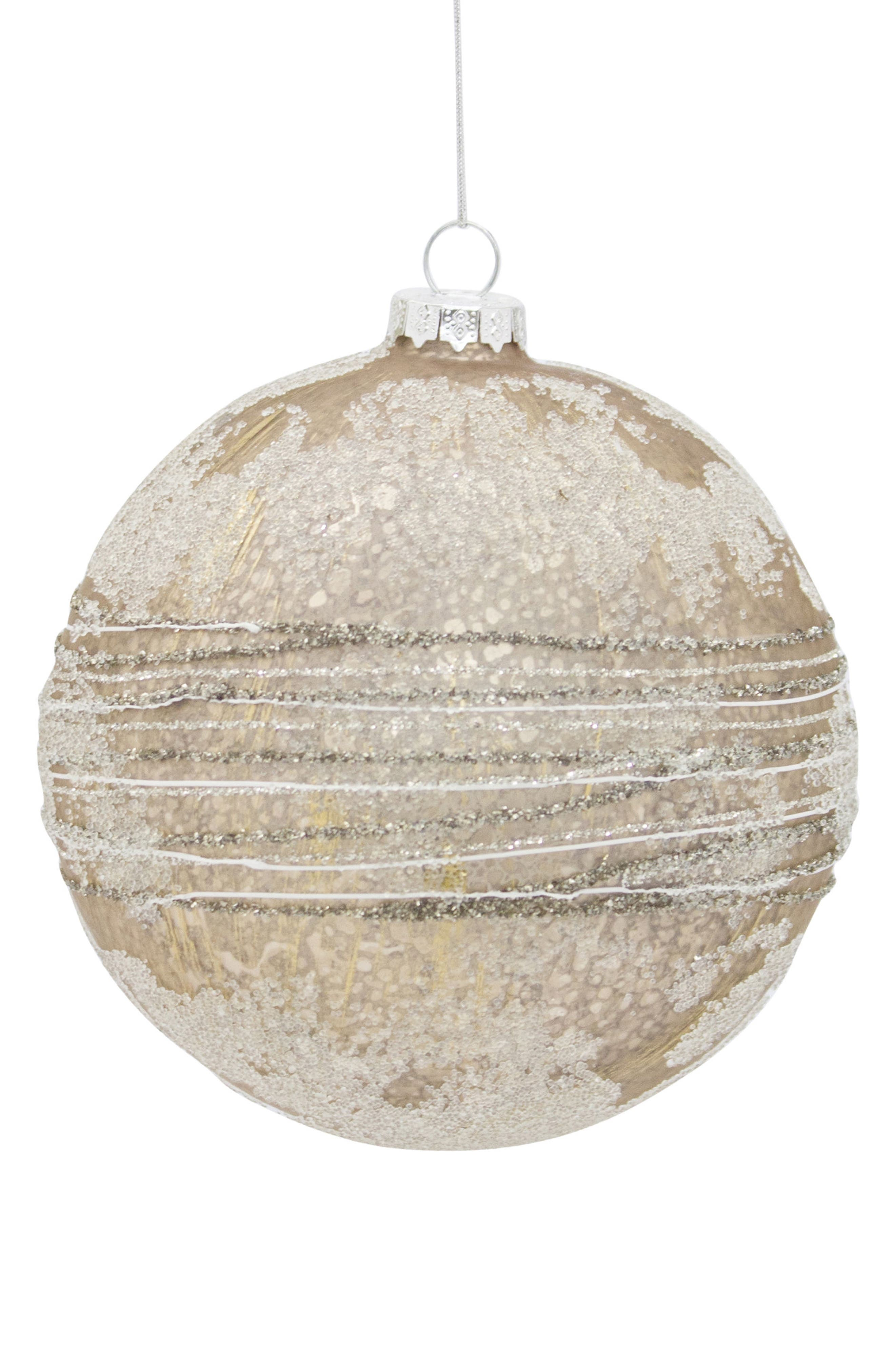 Alternate Image 1 Selected - Melrose Gifts Round Ornament