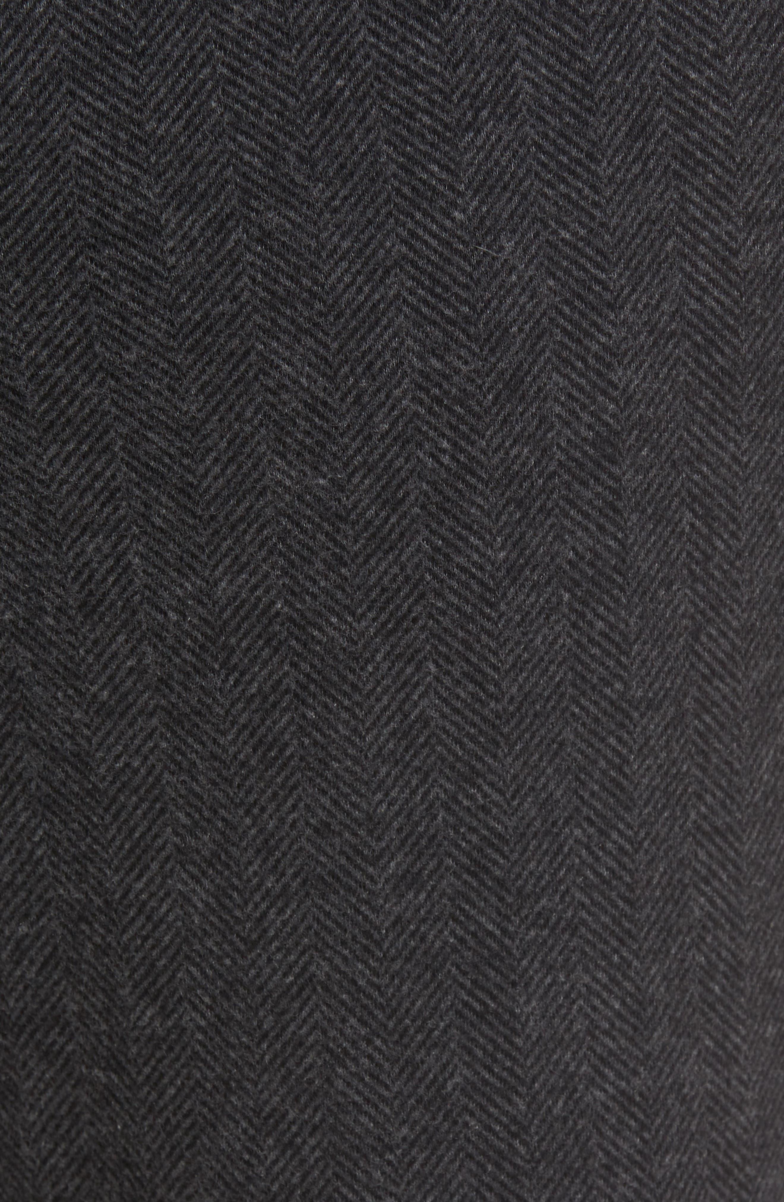 Grayson Lounge Pants,                             Alternate thumbnail 5, color,                             Charcoal