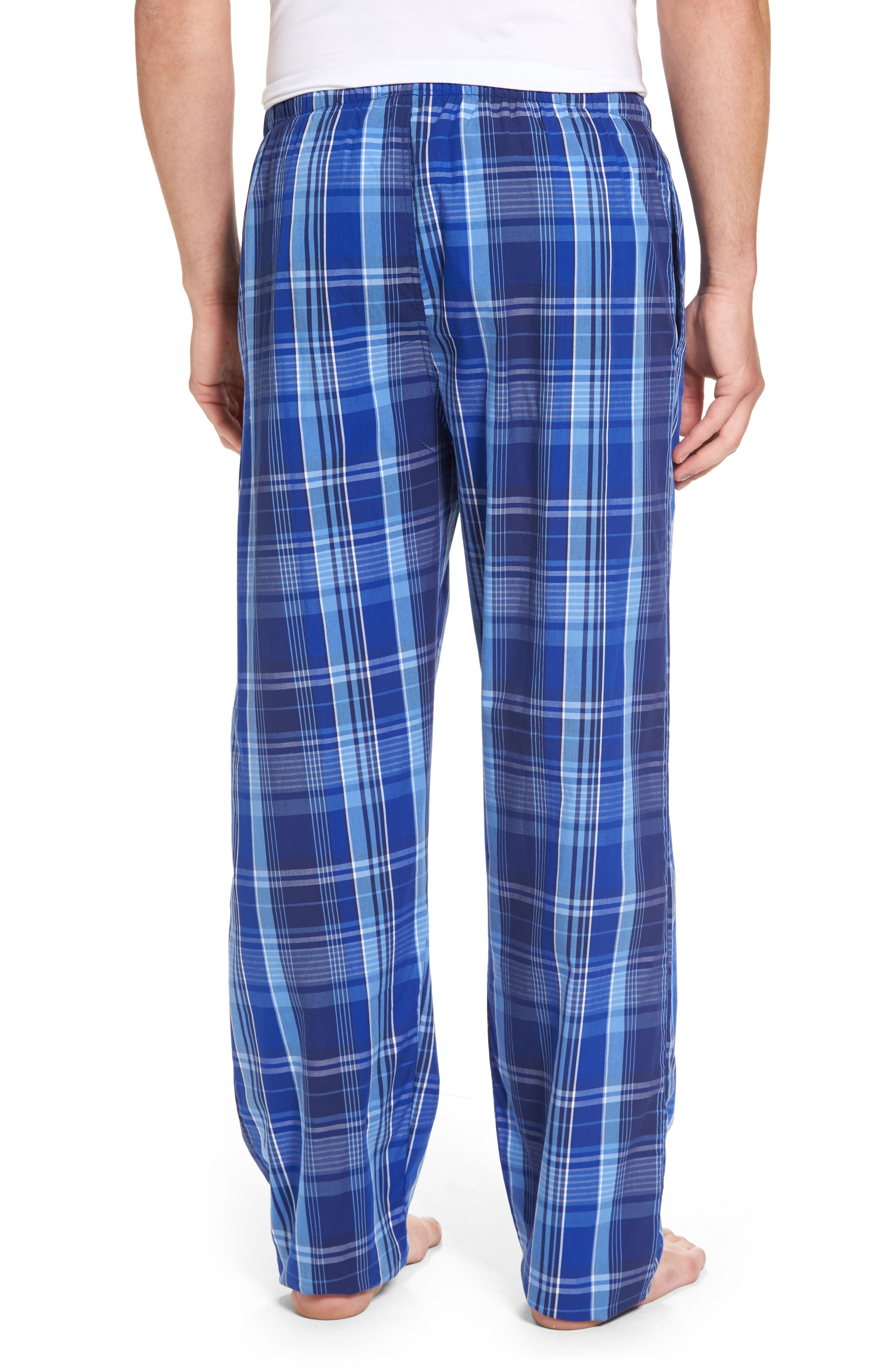 Alternate Image 2  - Polo Ralph Lauren Cotton Lounge Pants