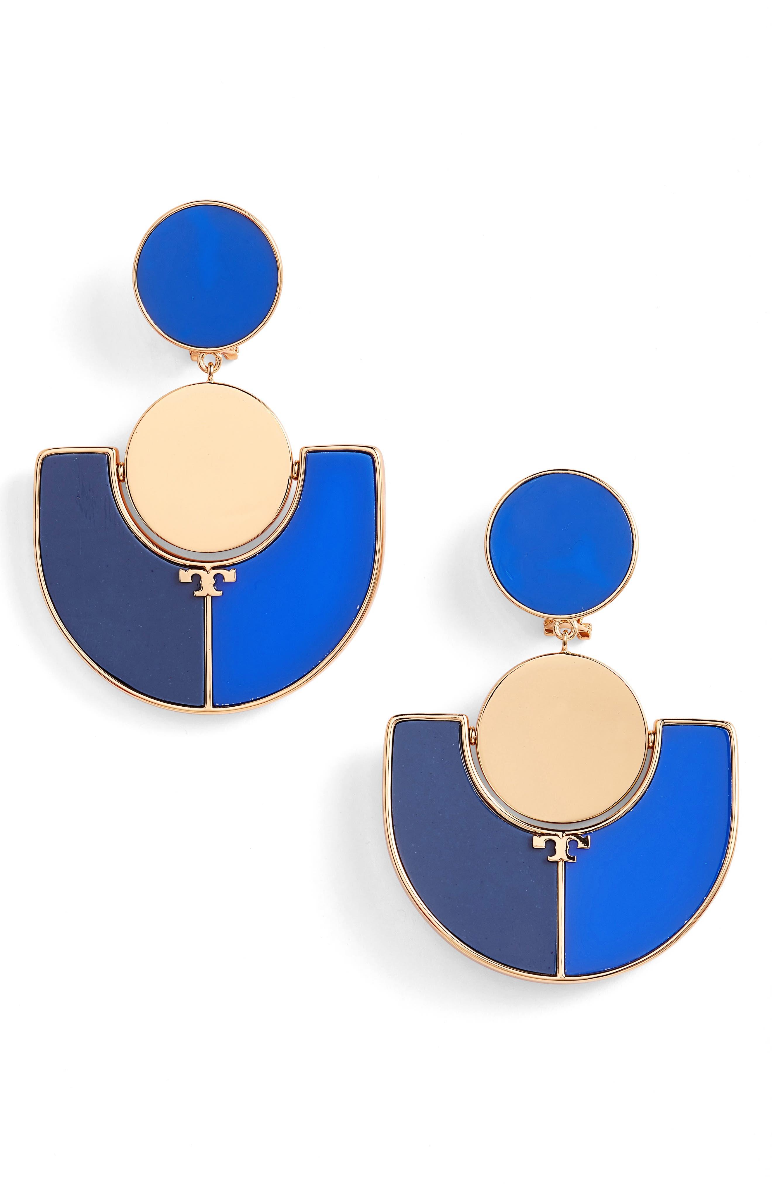 Tory Burch Large Drop Earrings