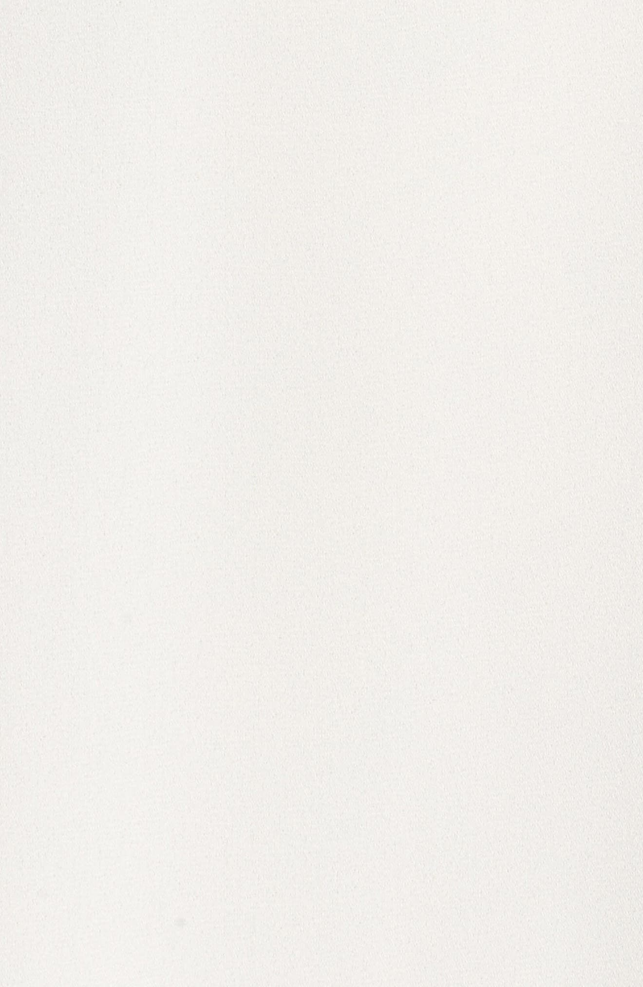 Raglan Sleeve Poet Tunic,                             Alternate thumbnail 5, color,                             Ivory Cloud