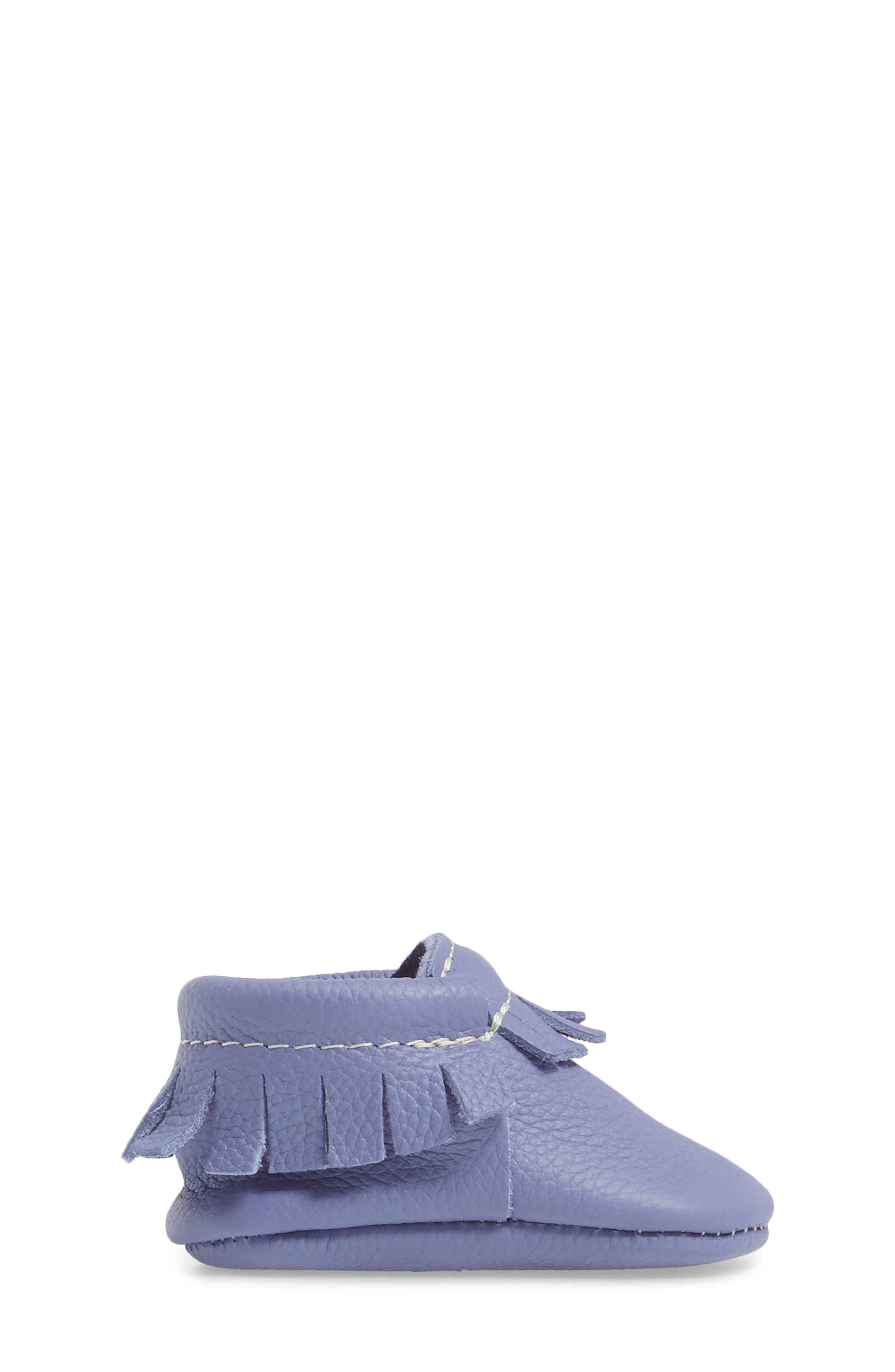 Classic Moccasin,                             Alternate thumbnail 3, color,                             Lilac