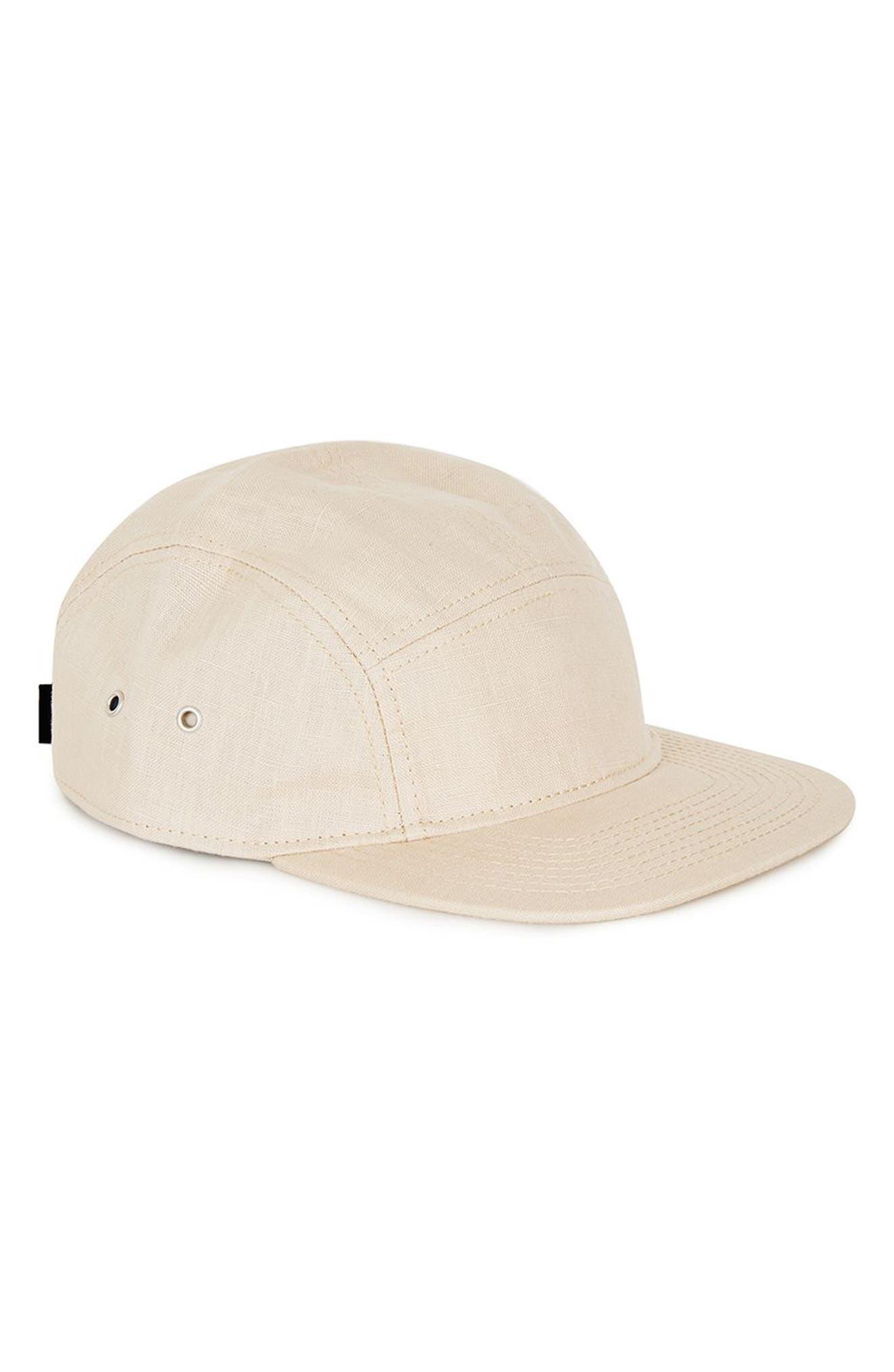 Topman Linen Cap