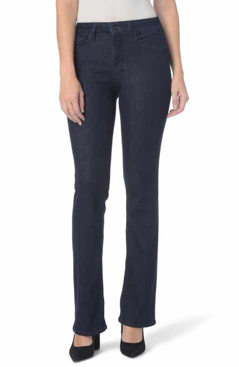 NYDJ Barbara High Waist Stretch Bootcut Jeans (Regular   Petite) 8b82f198e