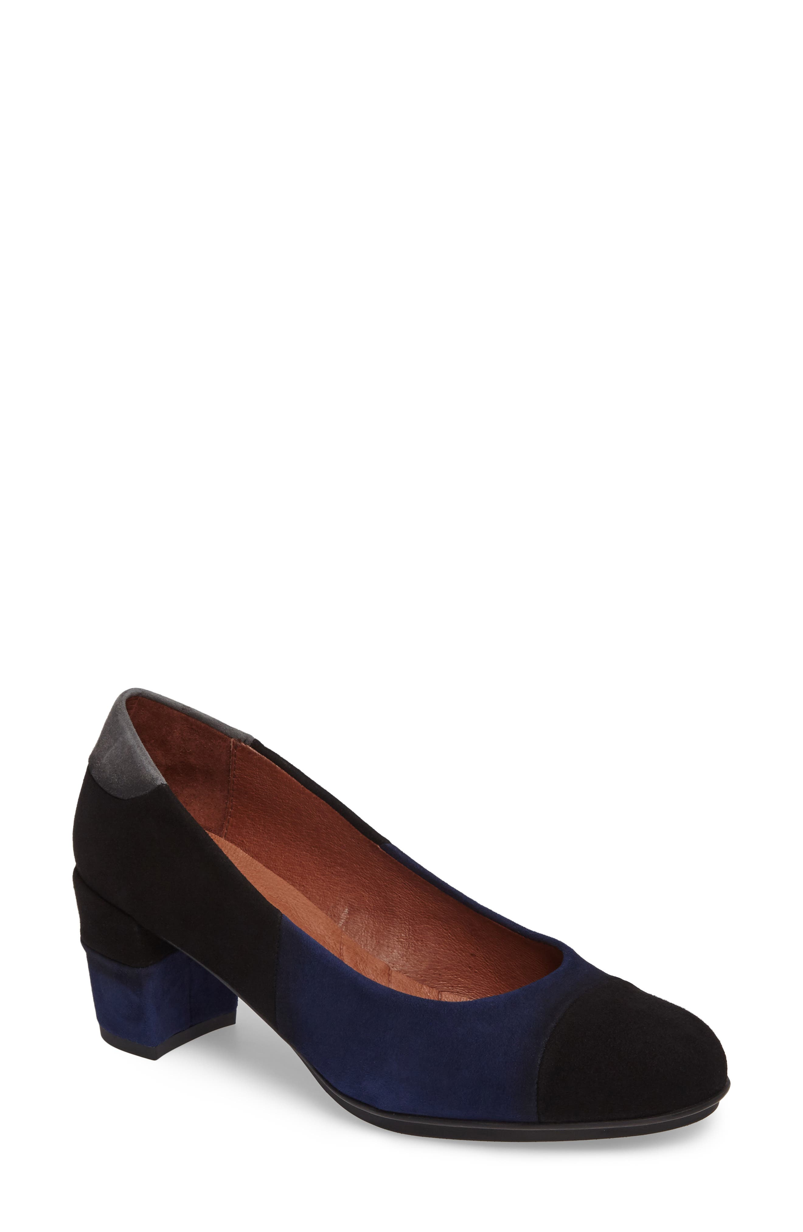 Alternate Image 1 Selected - Hispanitas Sandy Colorblock Pump (Women)