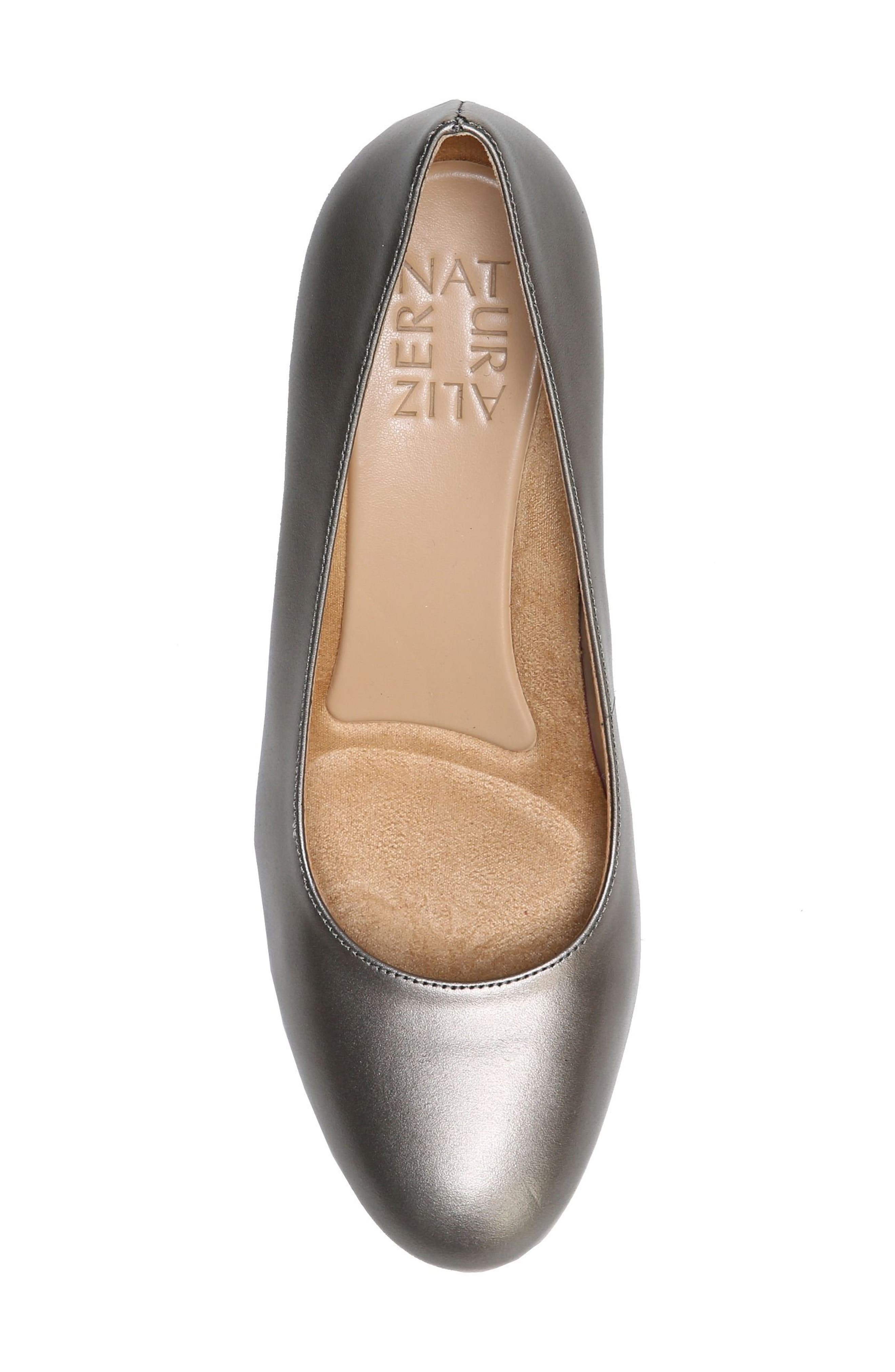 Alternate Image 5  - Naturalizer 'Michelle' Almond Toe Pump (Women)