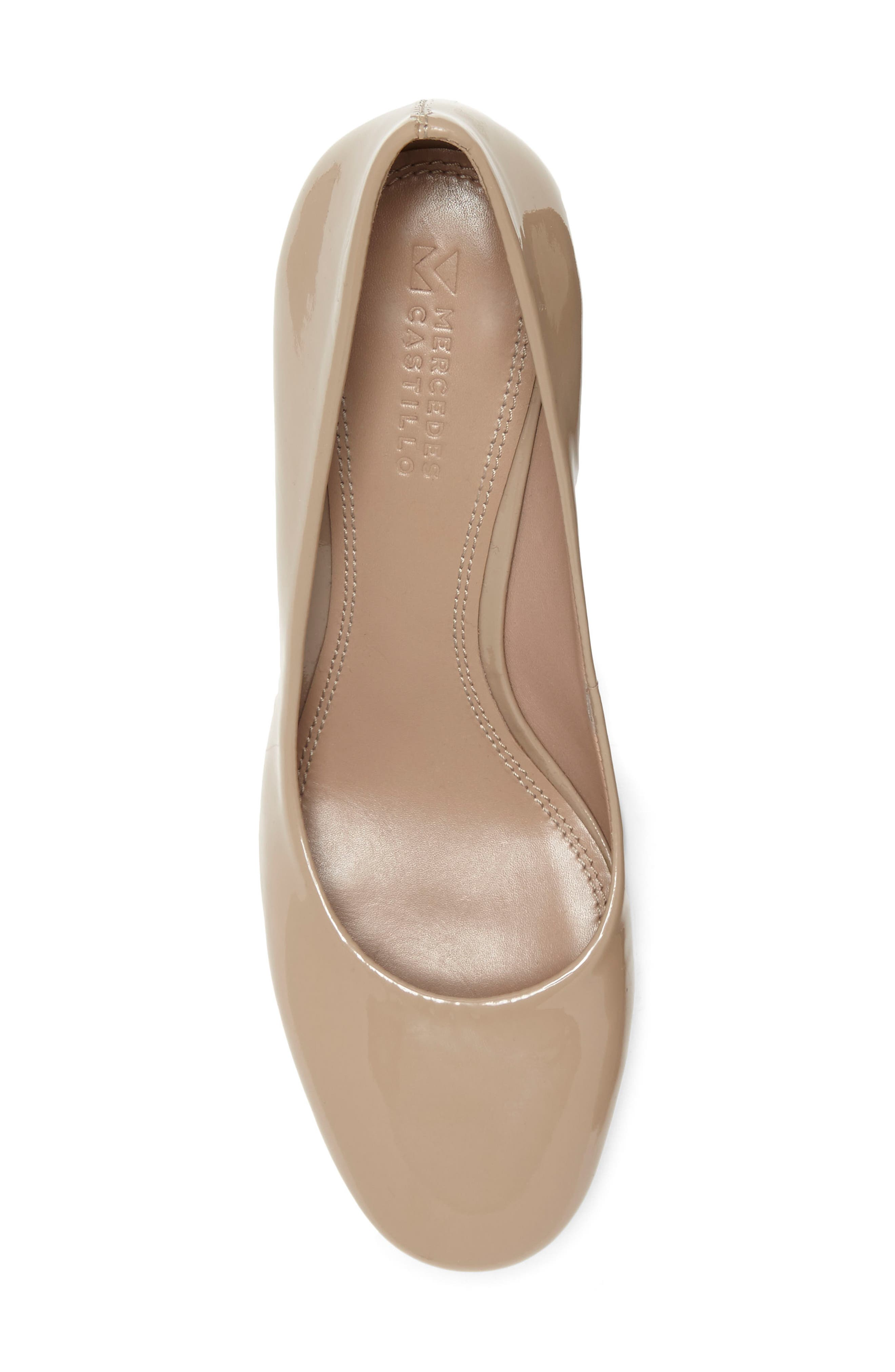 Alternate Image 5  - Mercedes Castillo Atia Statement Heel Pump (Women)