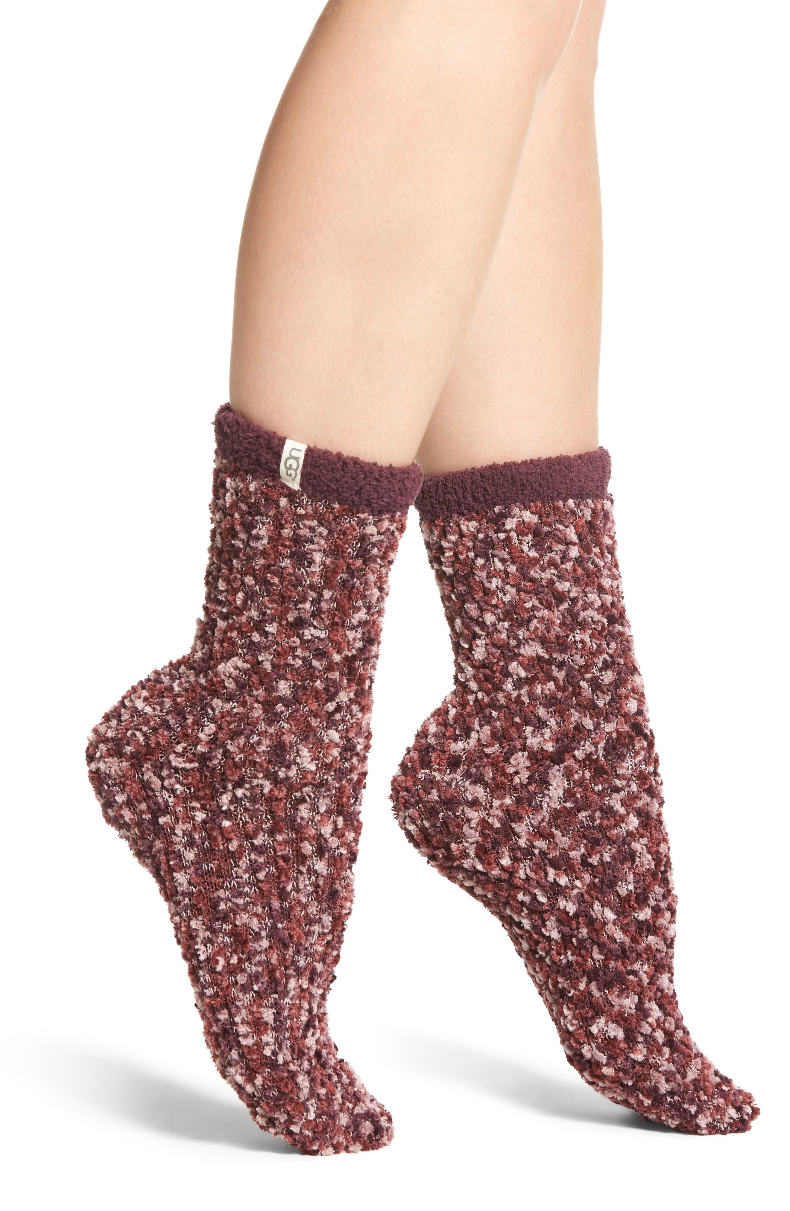 UGG® Australia Chenille Crew Socks